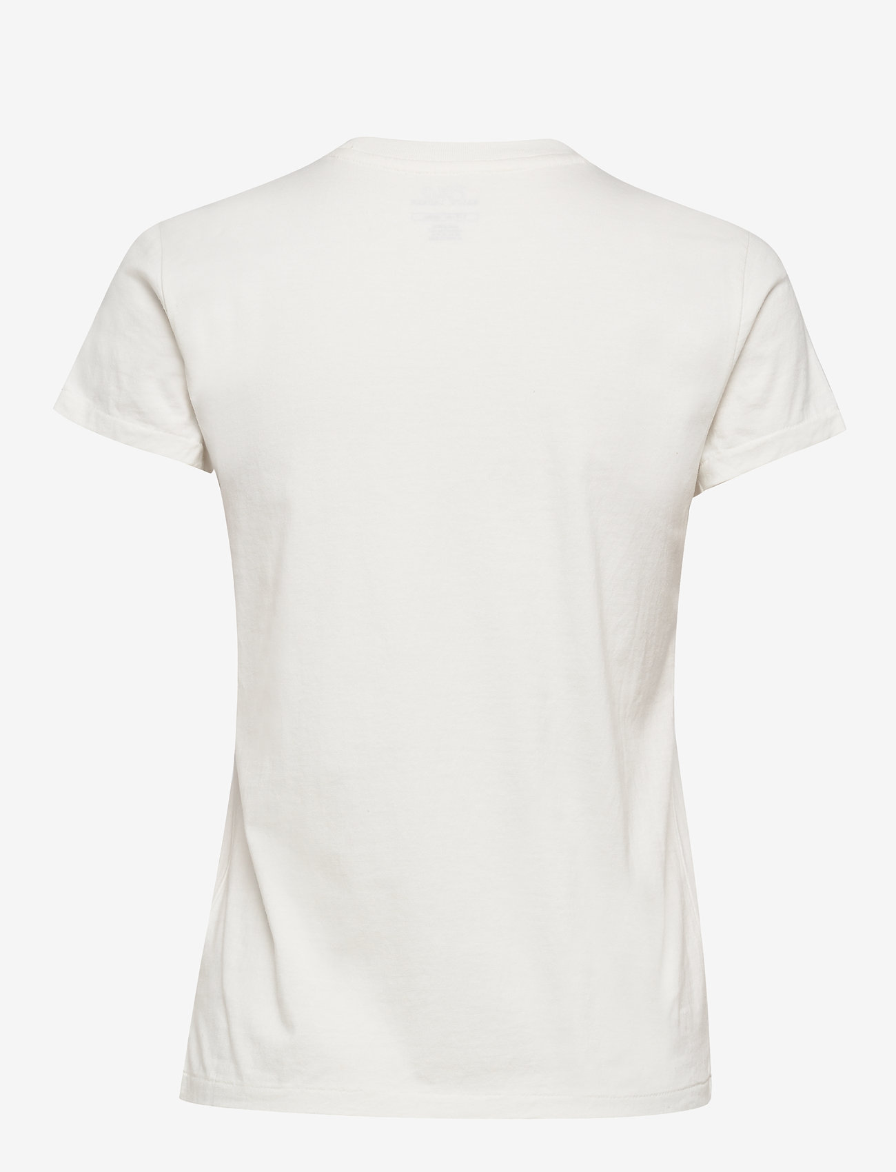 Polo Ralph Lauren - Beaded-Logo Cotton Tee - logo t-shirts - nevis - 1