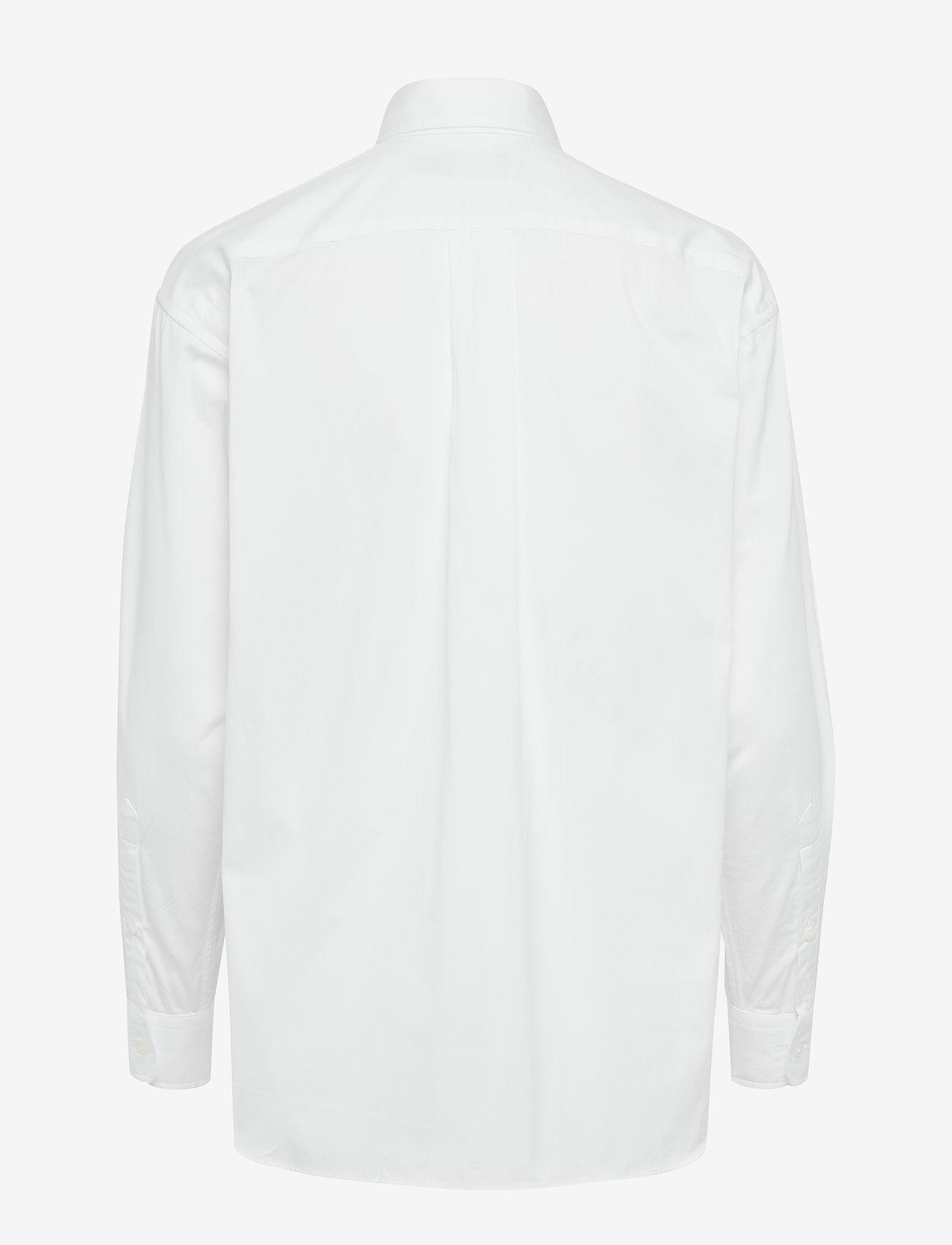 Cotton Broadcloth Shirt (White) - Polo Ralph Lauren q3FKw4