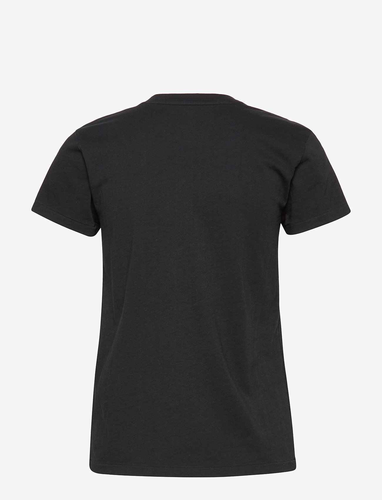 Polo Ralph Lauren Polo Cotton Tee - T-shirts & Tops POLO BLACK