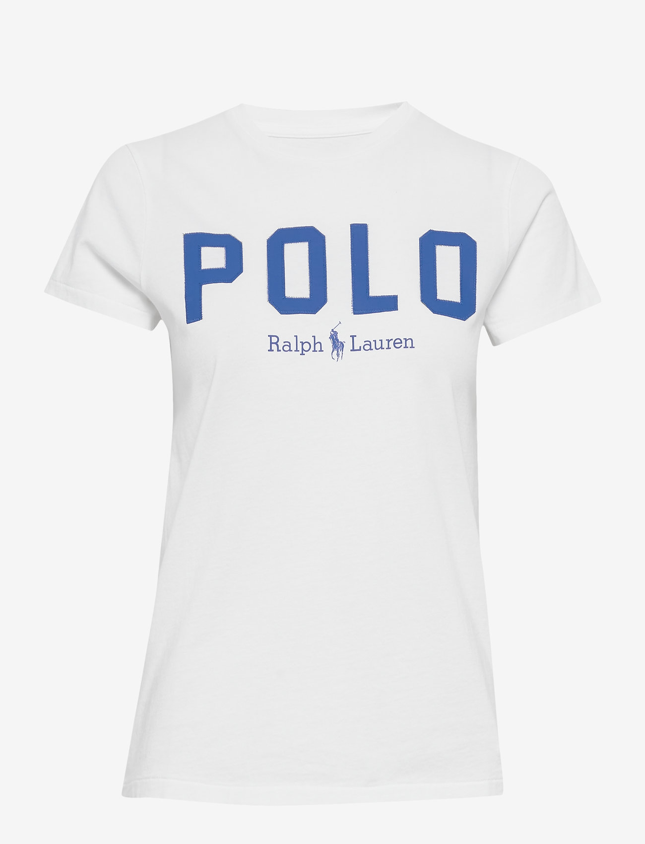 Polo Ralph Lauren - Polo Cotton Tee - t-shirts - white - 1