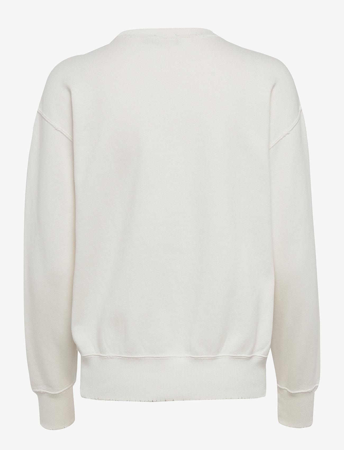 Polo Ralph Lauren - Fleece Polo Bear Pullover - sweatshirts - deckwash white - 1