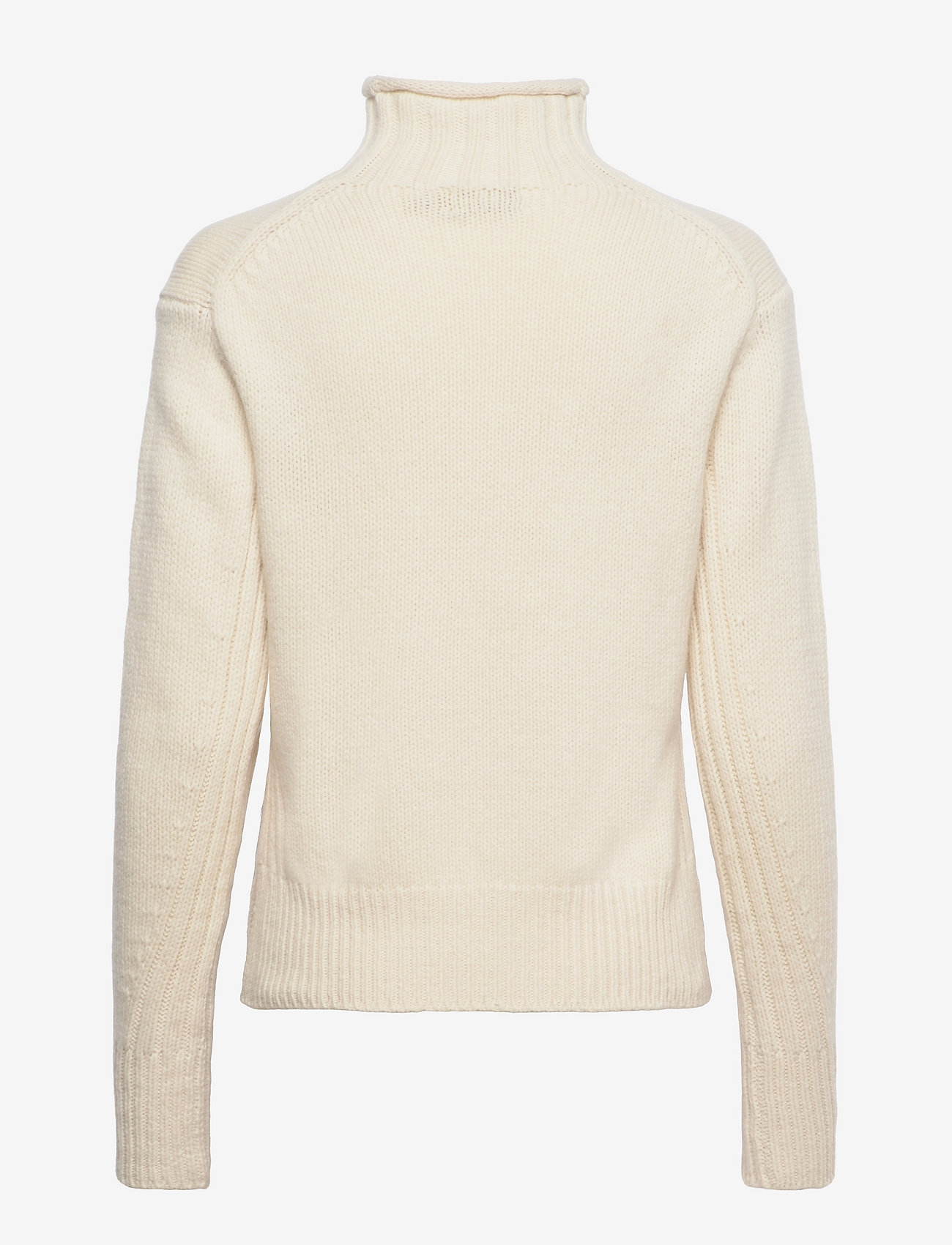 Polo Ralph Lauren - Ribbed Turtleneck Sweater - turtlenecks - authentic cream - 1