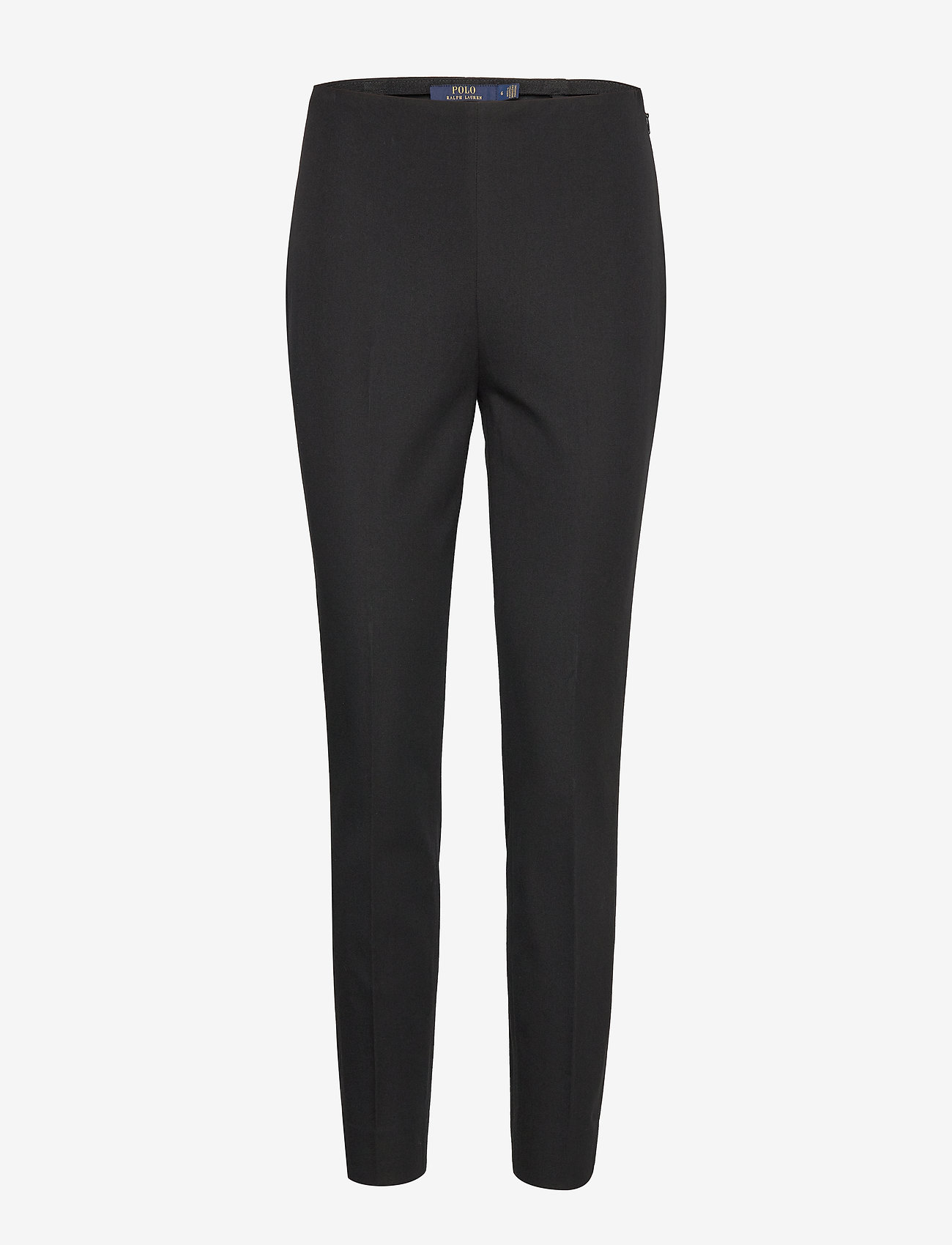 Polo Ralph Lauren - Bi-Stretch Skinny Pant - straight leg trousers - polo black