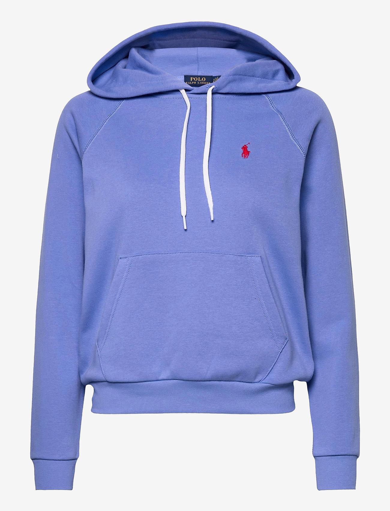 Polo Ralph Lauren - FEATHERWEIGHT FLC-LSL-KNT - hættetrøjer - harbor island blu - 1