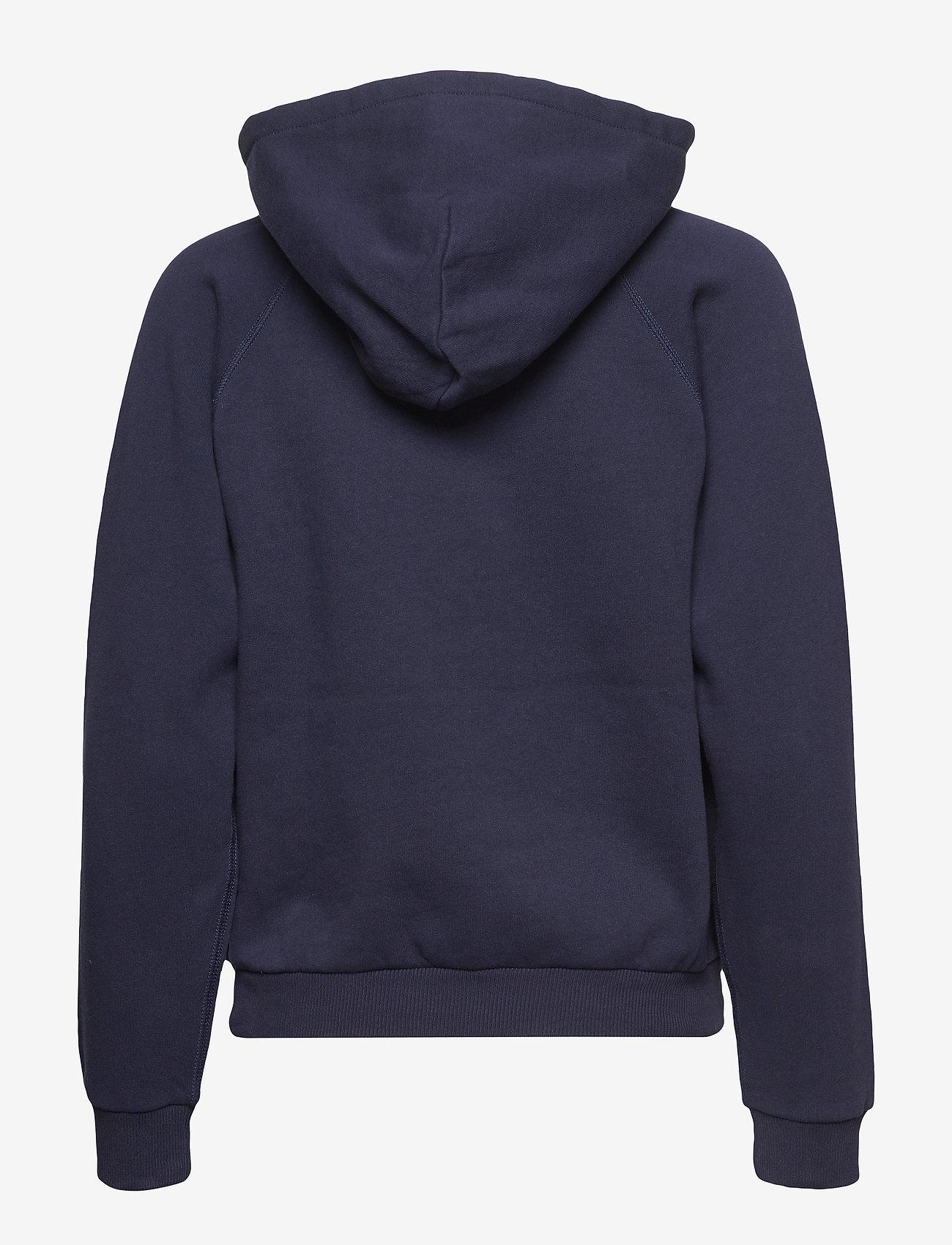 Polo Ralph Lauren - LT WT SEASONAL FLC-LSL-KNT - hoodies - cruise navy