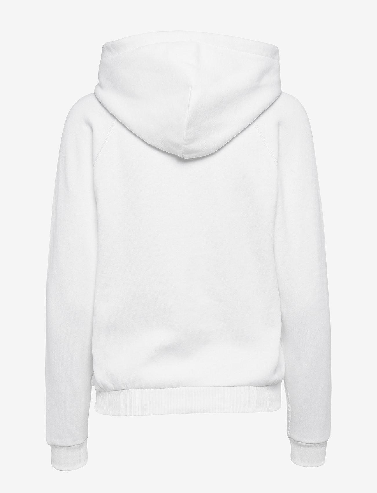 Polo Ralph Lauren - Fleece Pullover Hoodie - hoodies - white - 1