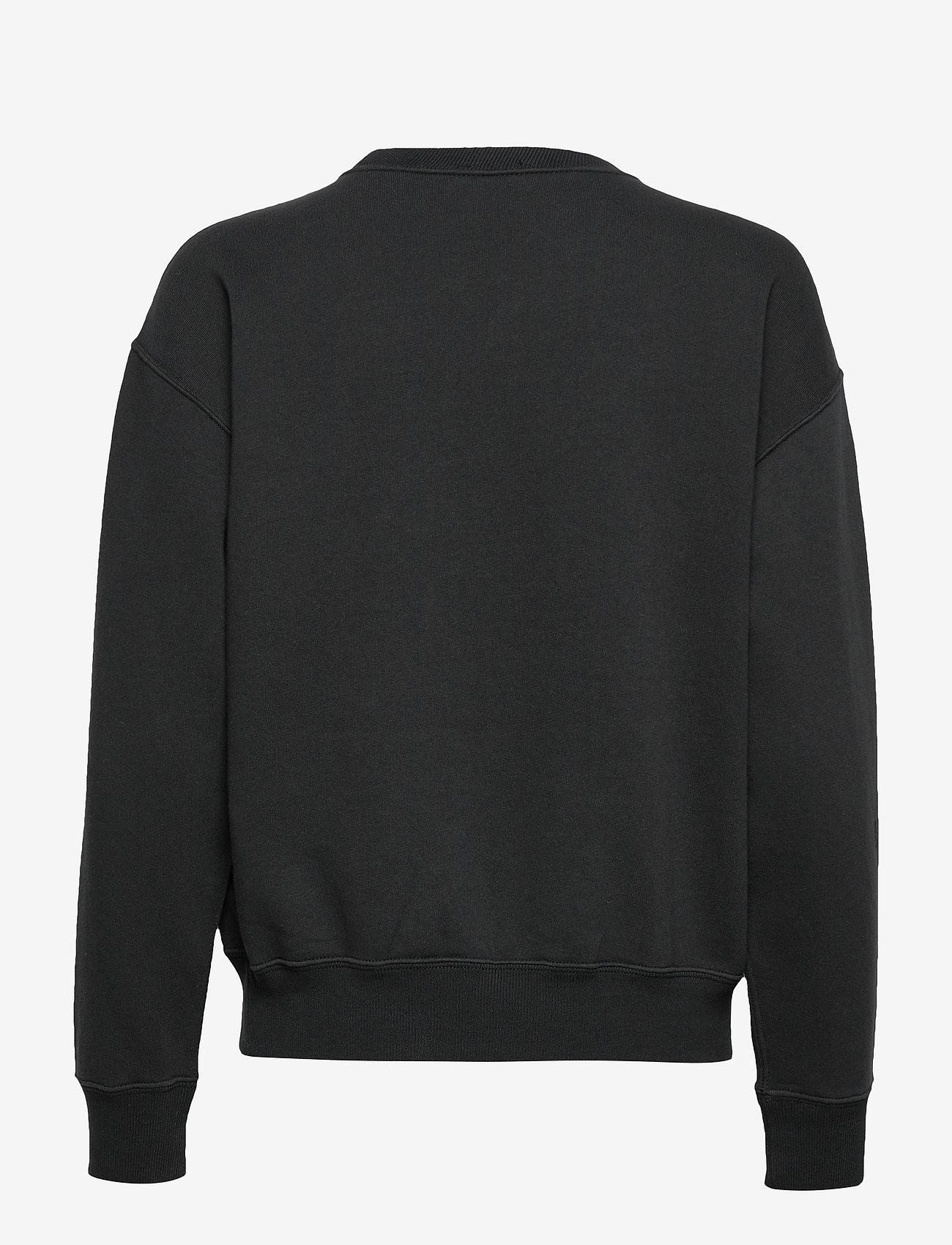 Polo Ralph Lauren - Fleece Pullover - sweatshirts - polo black