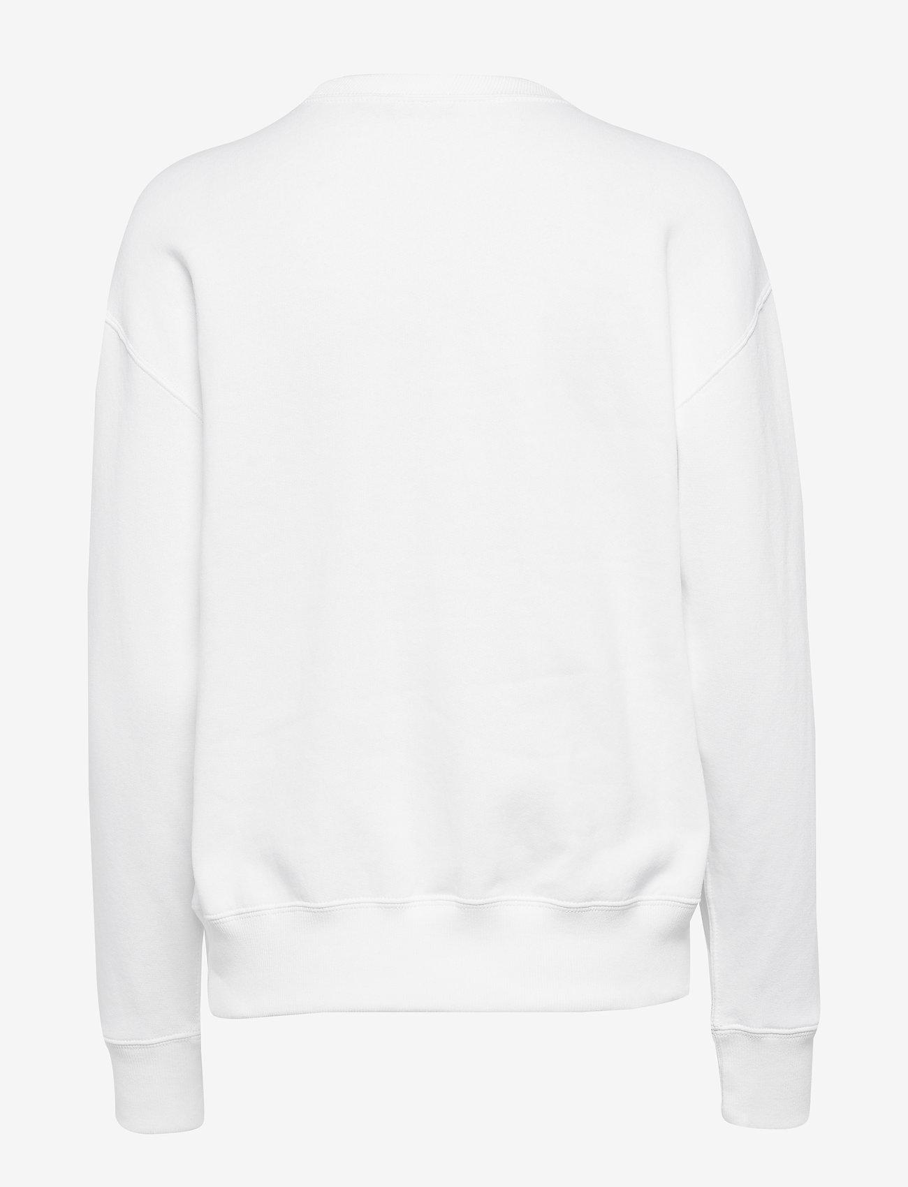 Fleece Pullover (White) - Polo Ralph Lauren RfvmQS