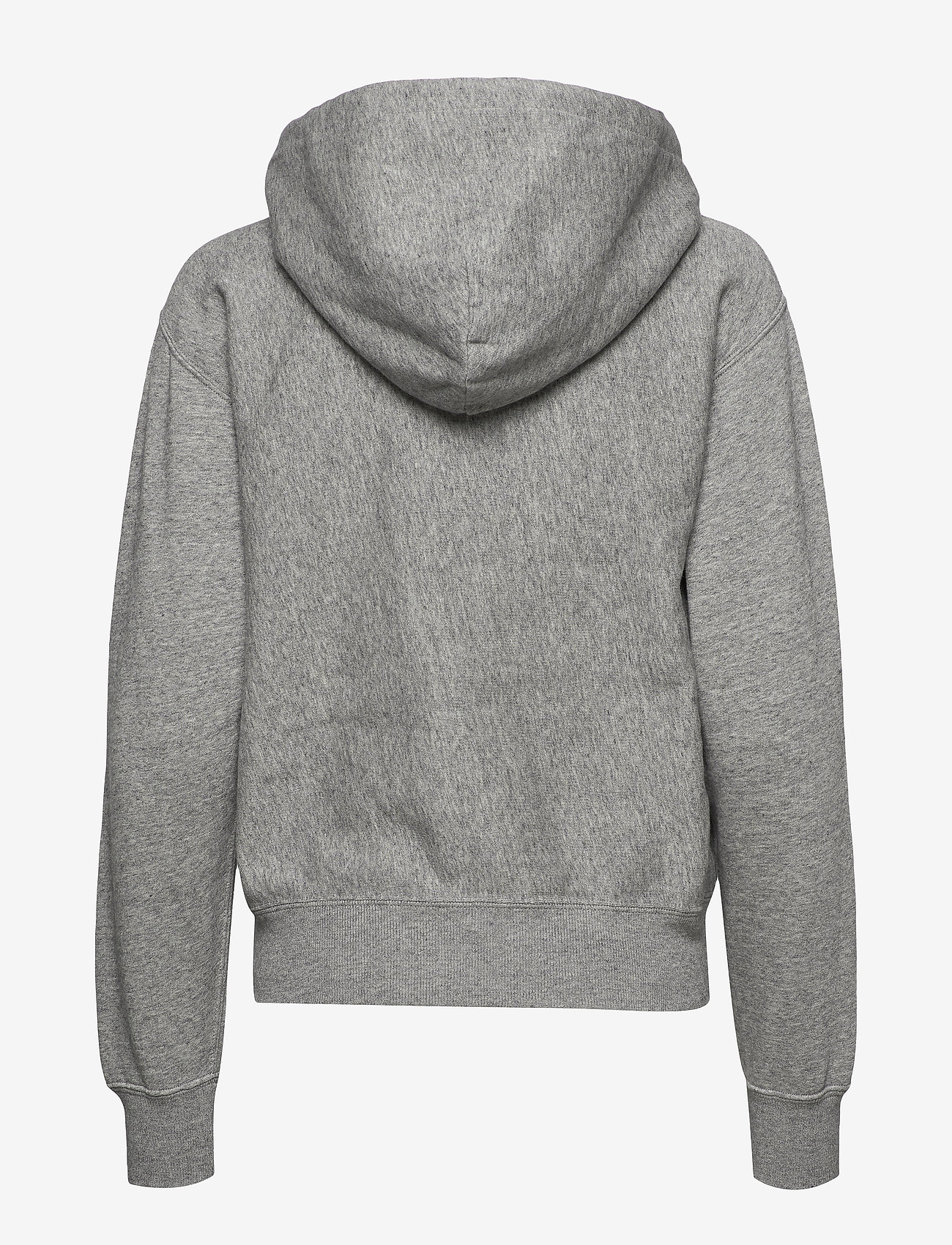 Polo Ralph Lauren - Fleece Full-Zip Hoodie - hoodies - dark vintage heat - 1