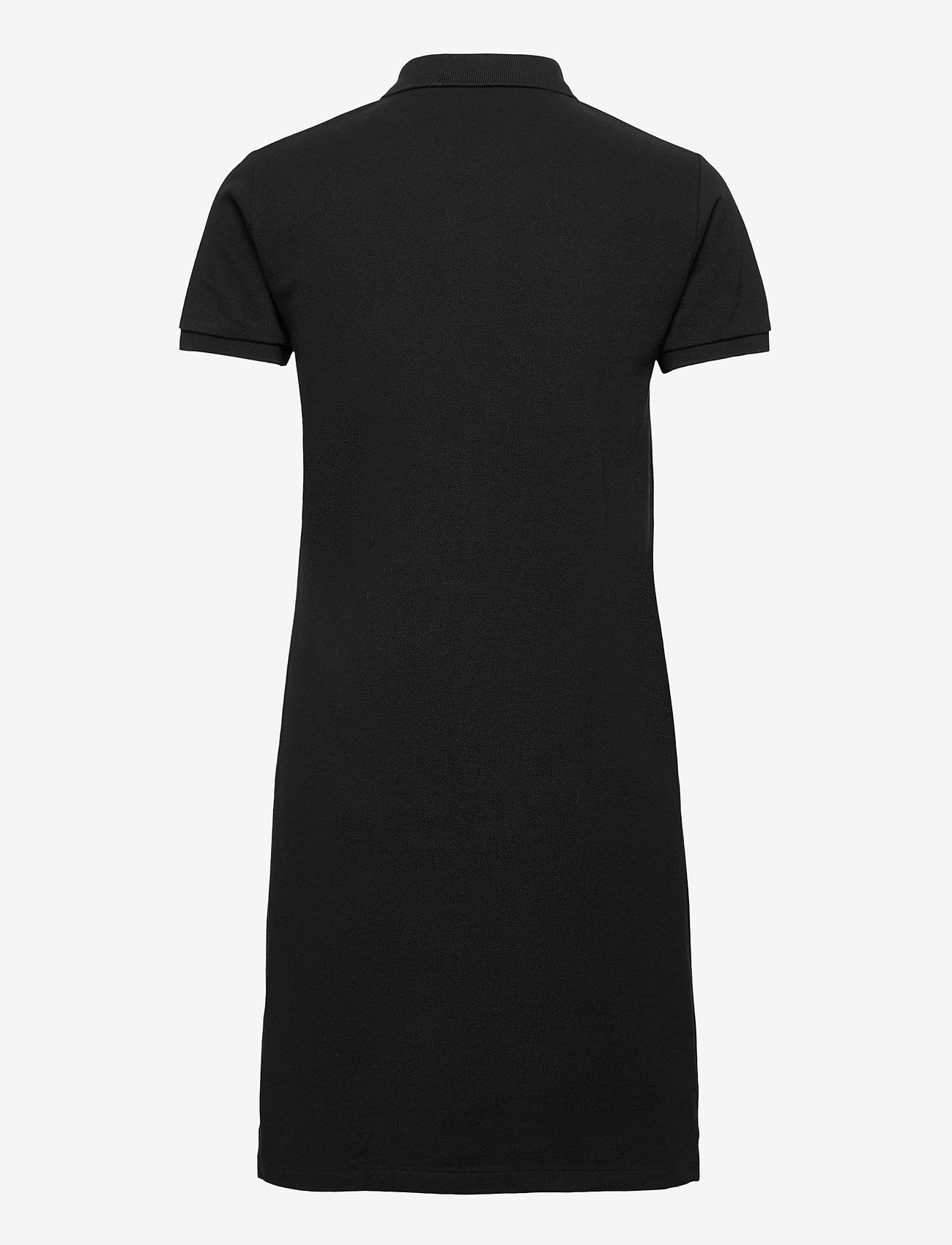 Polo Ralph Lauren - Cotton Polo Dress - everyday dresses - polo black/c1740 - 1
