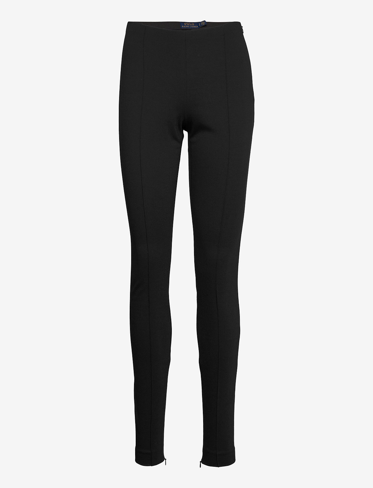 Polo Ralph Lauren - Stretch Skinny Pant - trousers with skinny legs - polo black - 1