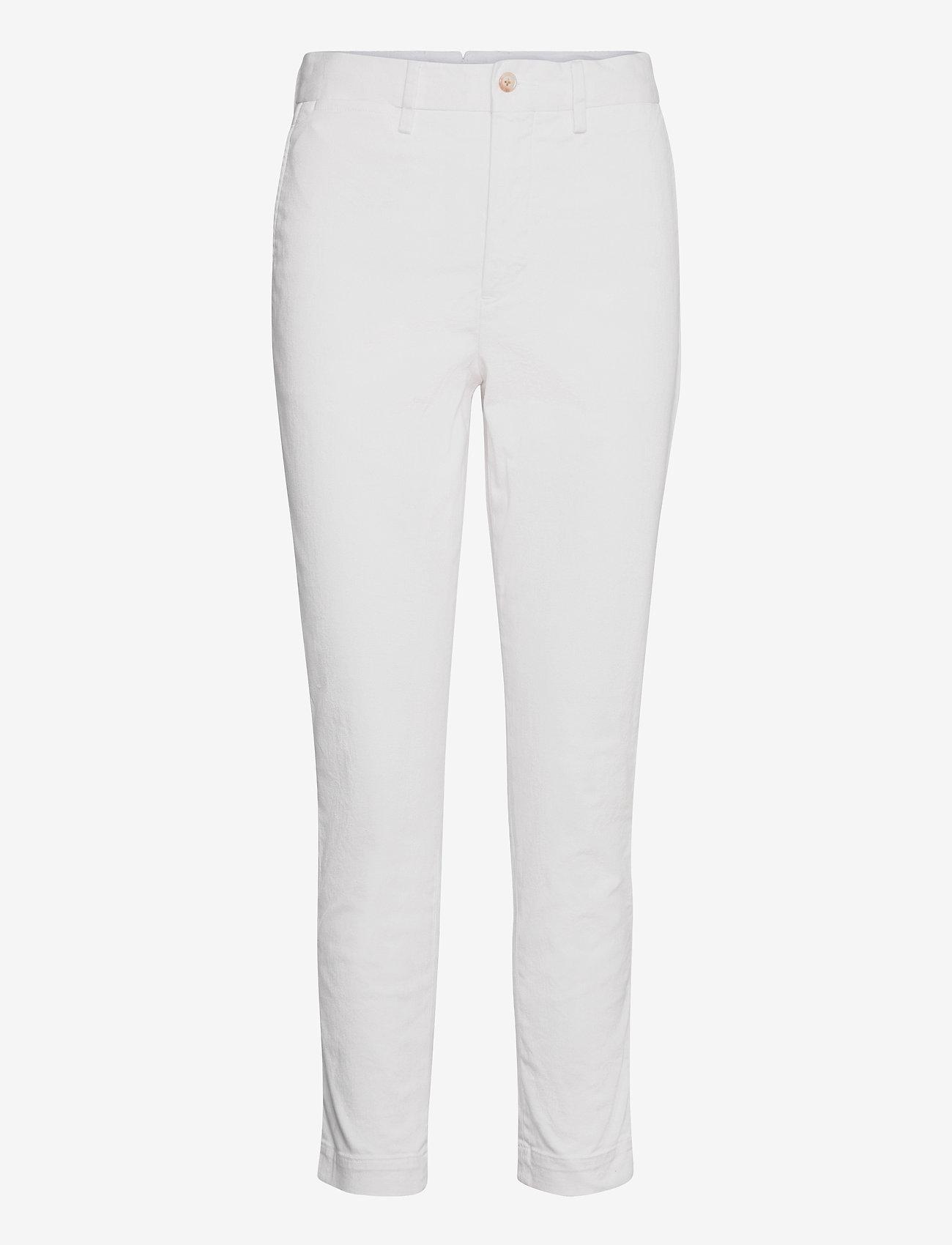 Polo Ralph Lauren - Stretch Chino Skinny Pant - chinos - deckwash white - 1