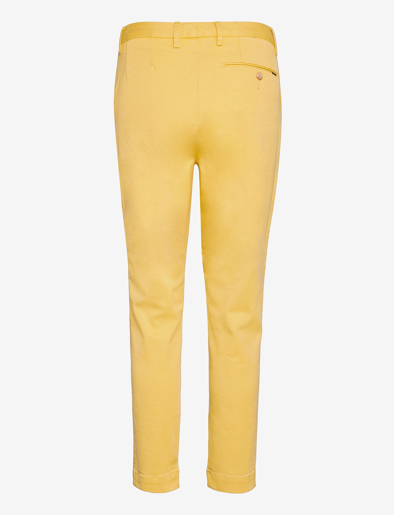 Polo Ralph Lauren - Stretch Chino Skinny Pant - chinos - oasis yellow - 1
