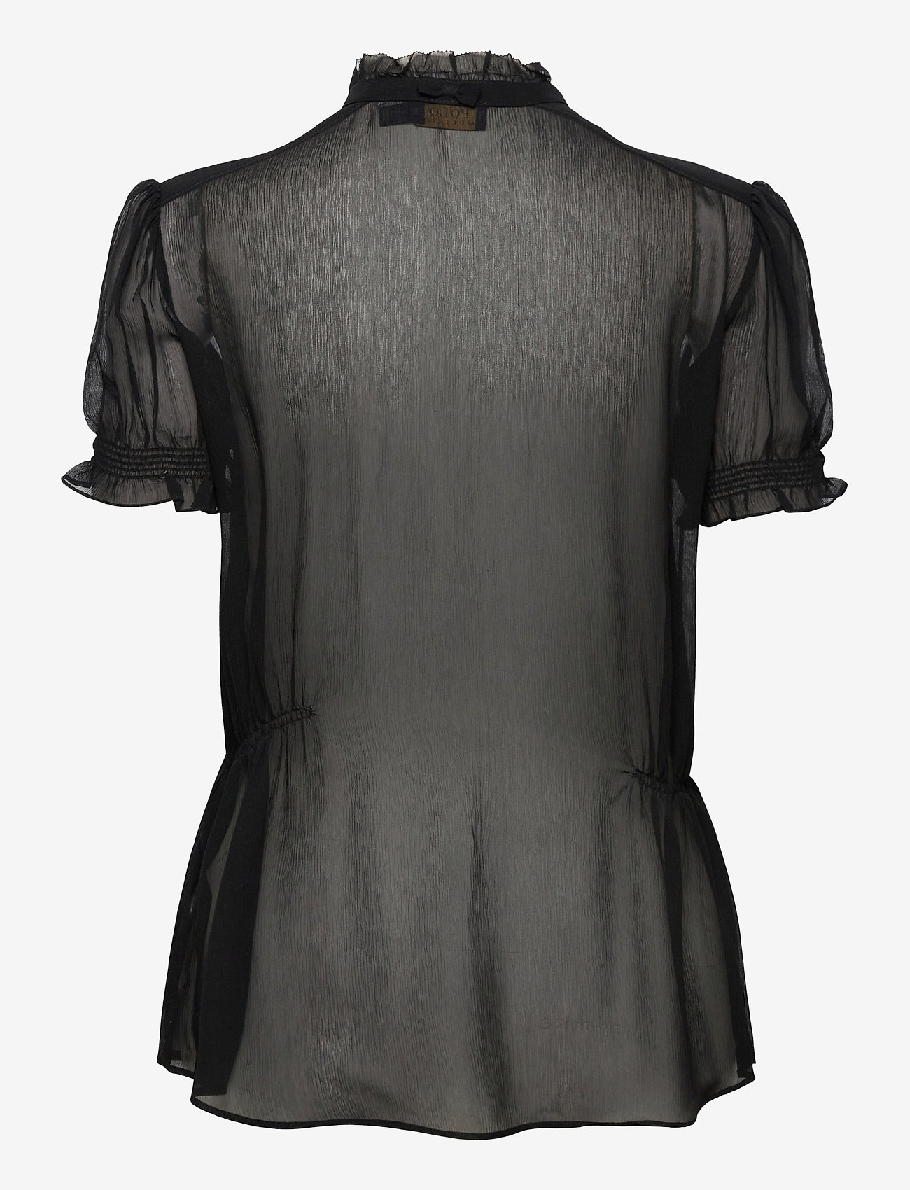 Polo Ralph Lauren - 12MM GGT-SSL-SHT - short-sleeved blouses - polo black - 1