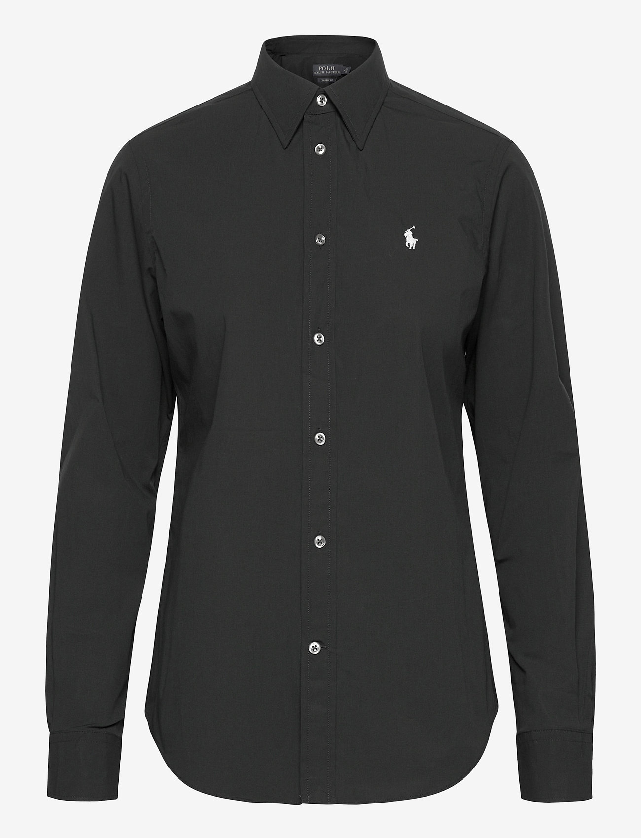 Polo Ralph Lauren - Polo Cotton Cloth Mask - long-sleeved shirts - polo black - 0