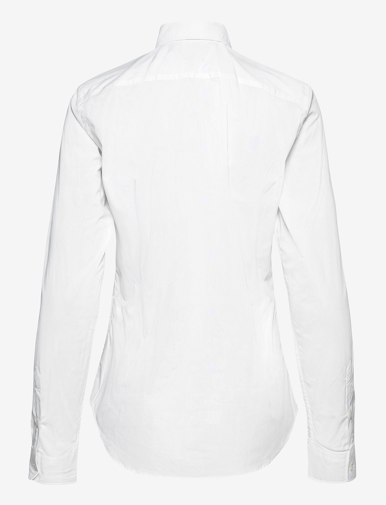 Polo Ralph Lauren - Polo Cotton Cloth Mask - long-sleeved shirts - white - 1