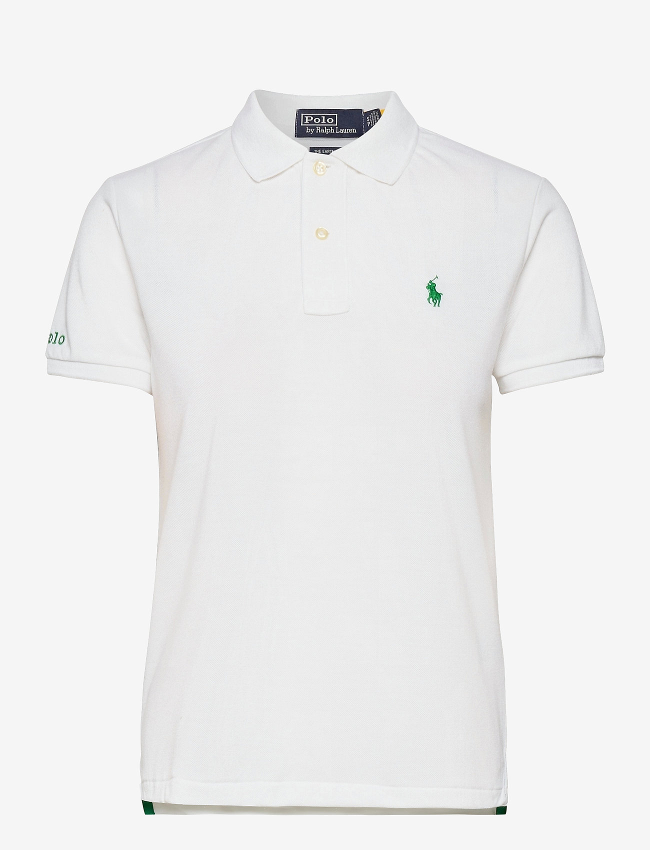Polo Ralph Lauren - The Earth Polo - polohemden - pure white - 1