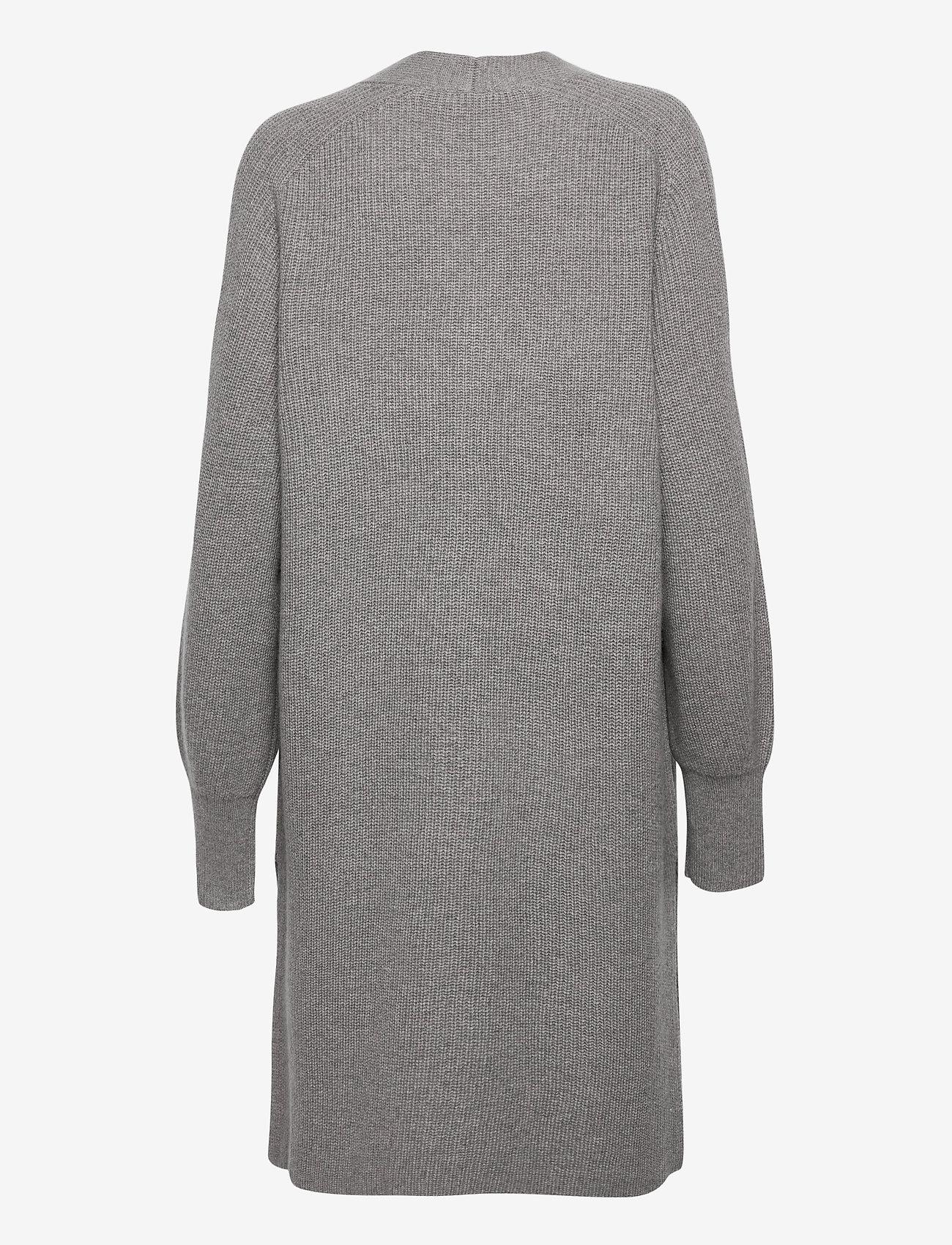 Polo Ralph Lauren - Ribbed Wool-Blend Cardigan - cardigans - fawn grey heather - 1