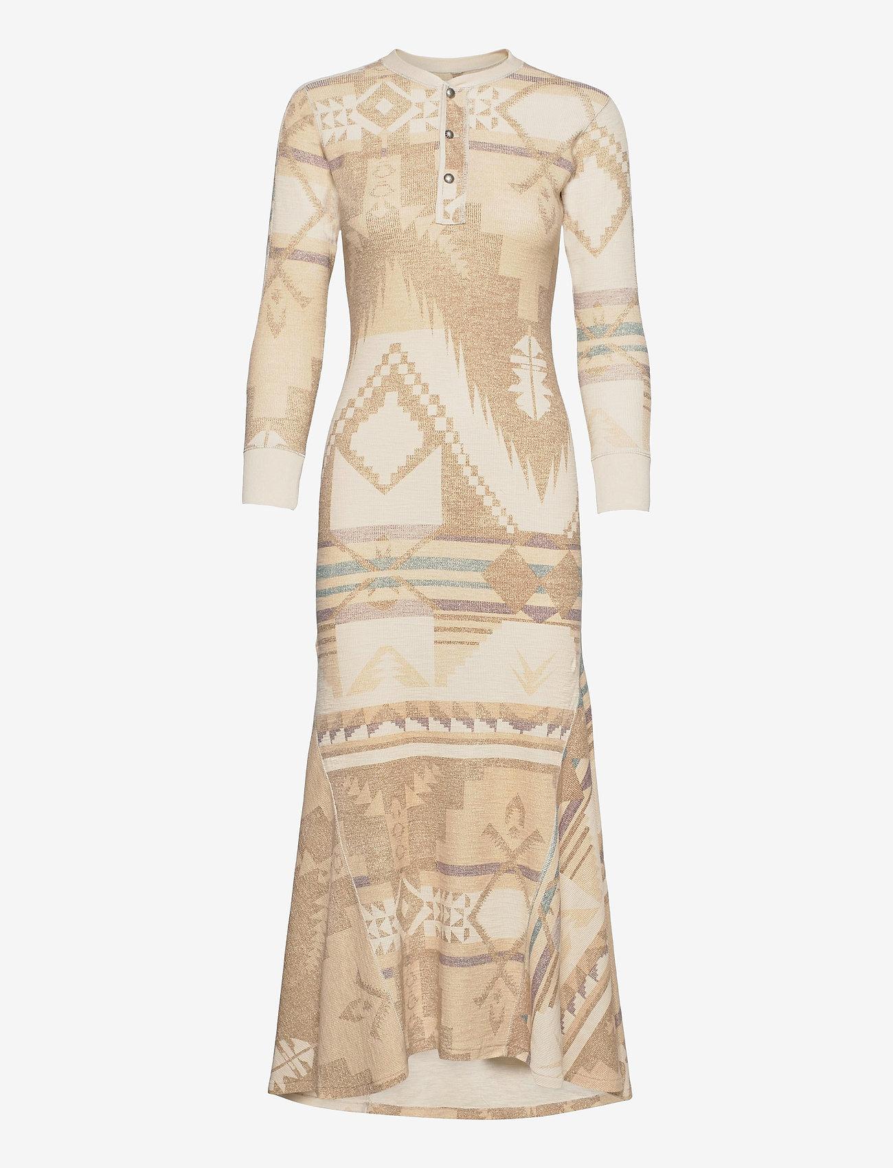 Polo Ralph Lauren - Southwestern Henley Dress - sommerkjoler - bcn print - 1