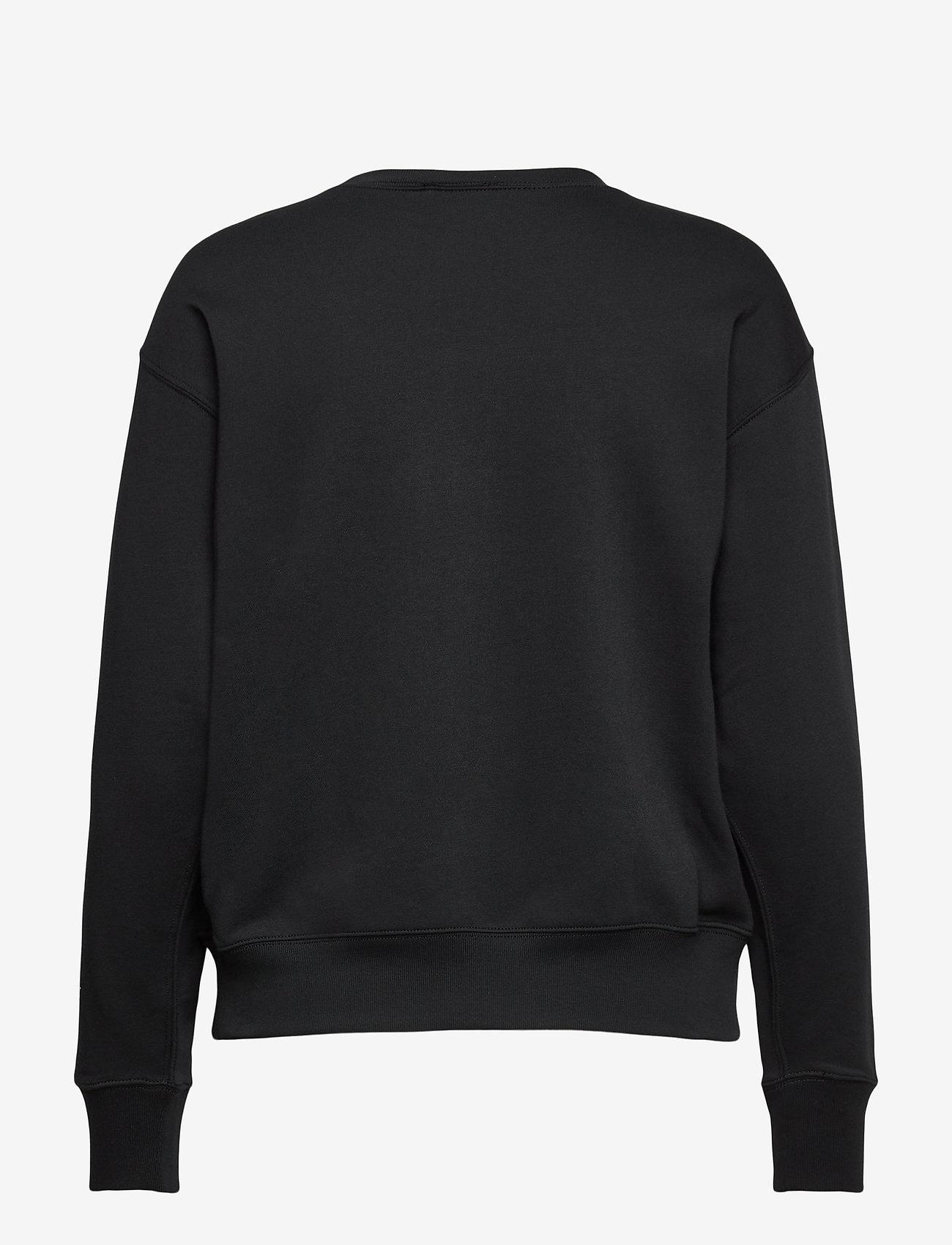 Polo Ralph Lauren - Lunar New Year Crest Sweatshirt - sweatshirts - polo black - 1