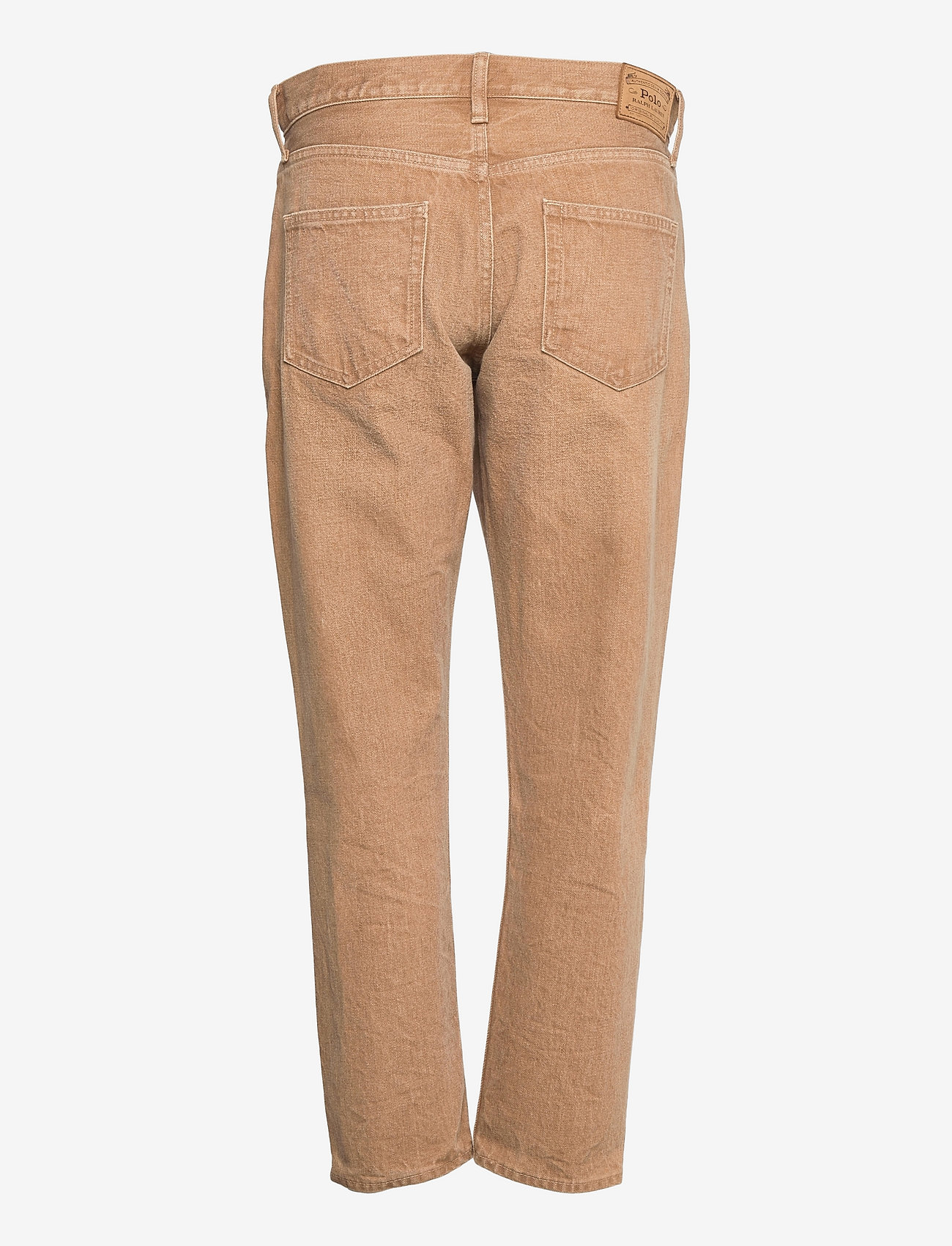 Polo Ralph Lauren - AVERY BF-DENIM - straight jeans - light brown - 1