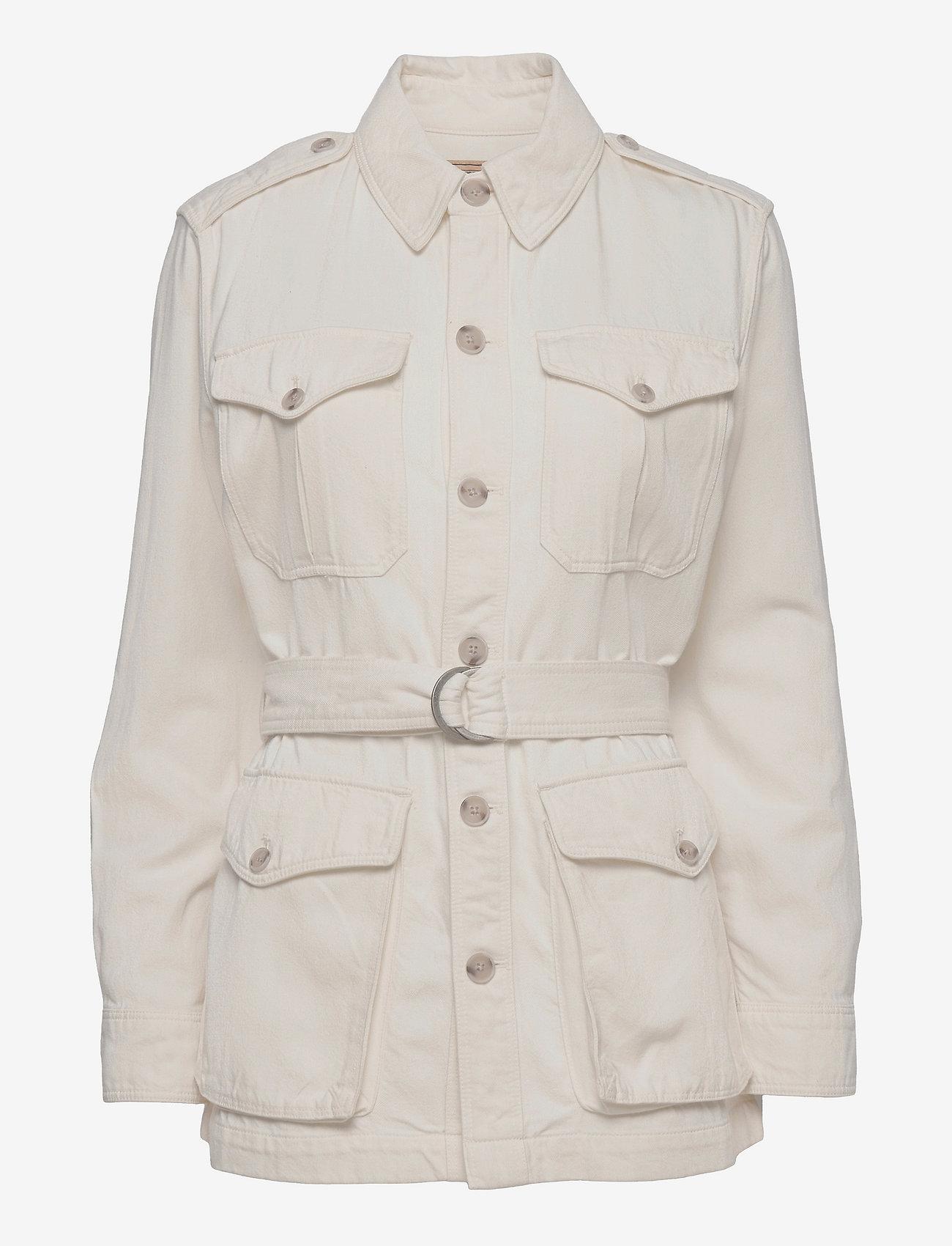 Polo Ralph Lauren - SFRI JKT-JACKET - utility jackets - natural - 0