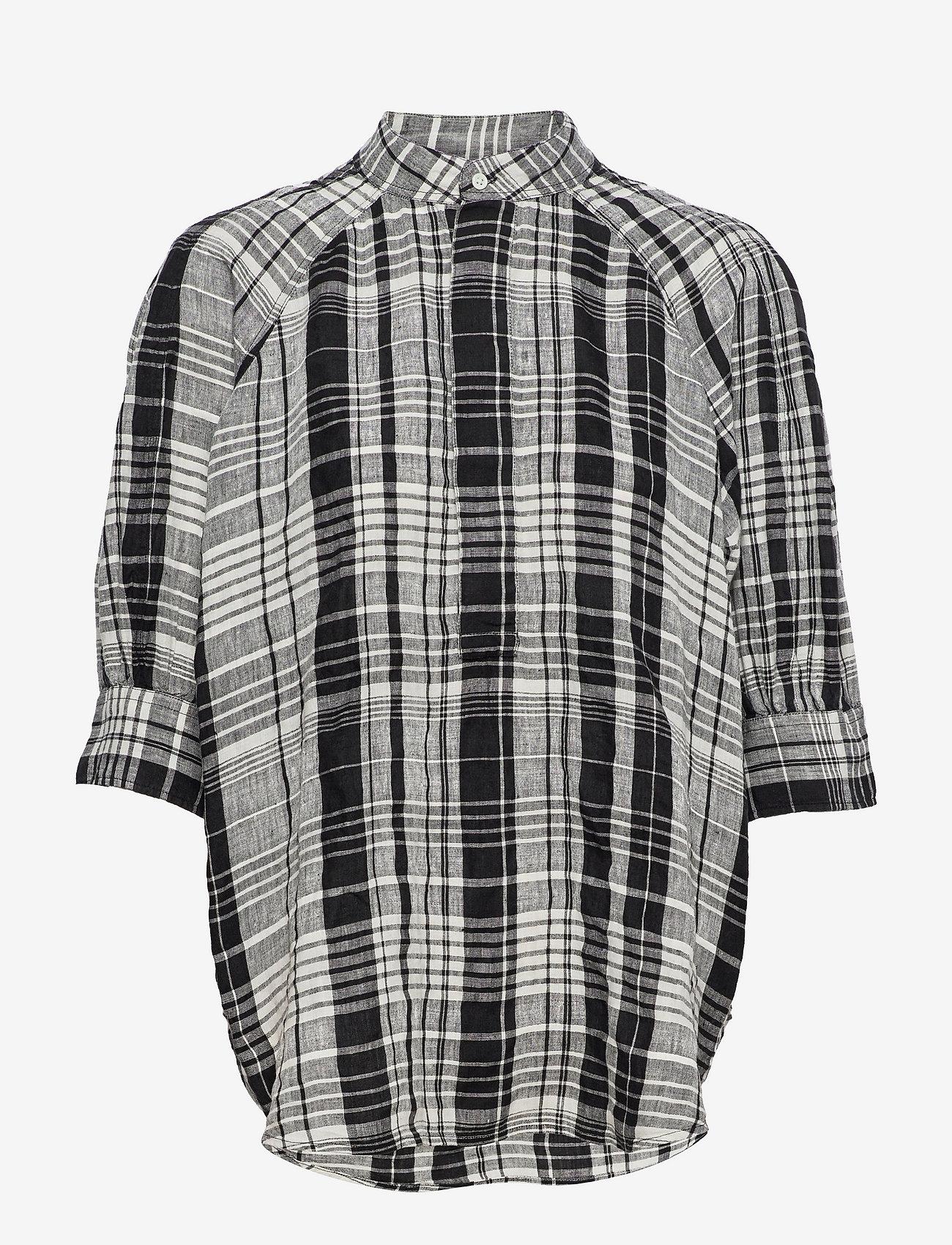 Polo Ralph Lauren - SS CICI ST-ELBOW SLEEVE-SHIRT - long-sleeved shirts - 1088 polo black/ - 0