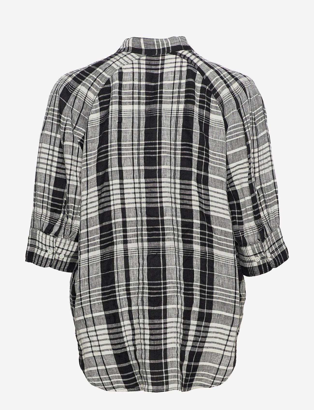 Polo Ralph Lauren - SS CICI ST-ELBOW SLEEVE-SHIRT - long-sleeved shirts - 1088 polo black/ - 1