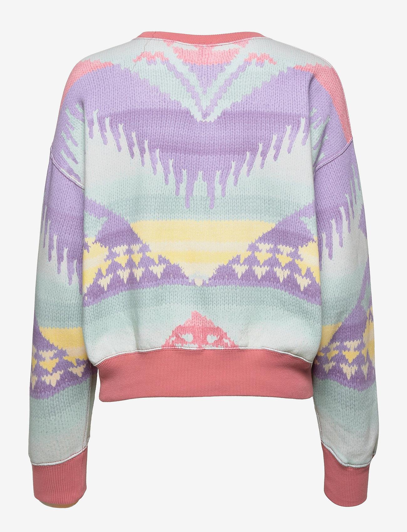 Polo Ralph Lauren - Southwestern Fleece Sweatshirt - sweatshirts - desert rose bcn - 1