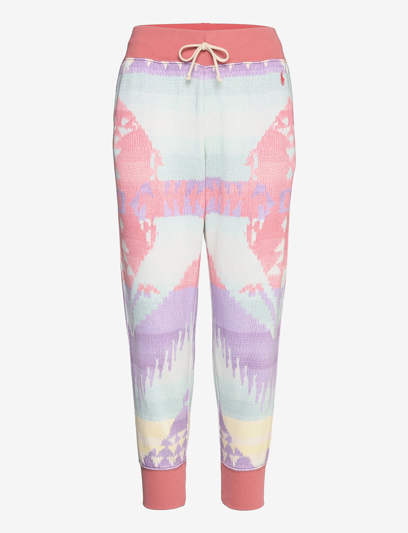 Polo Ralph Lauren - Southwestern Fleece Sweatpant - sweatpants - desert rose bcn - 0