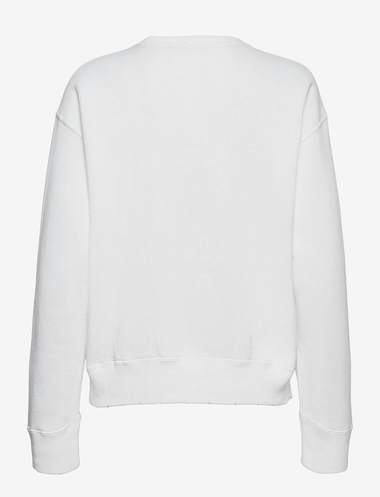 Polo Ralph Lauren - Bandanna Polo Bear Sweatshirt - sweatshirts - white - 1