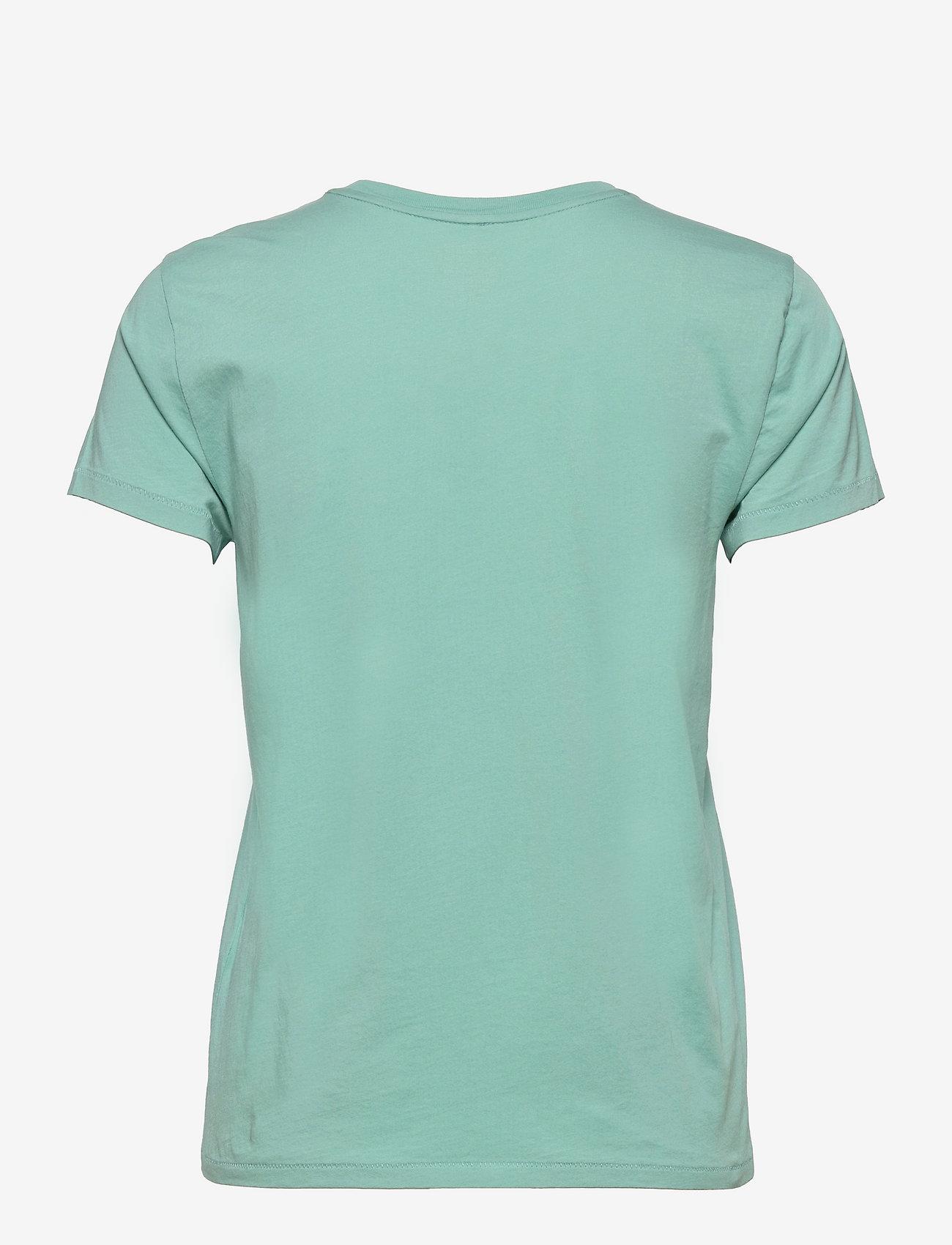 Polo Ralph Lauren - Logo Cotton Tee - t-shirts - tiki green - 1