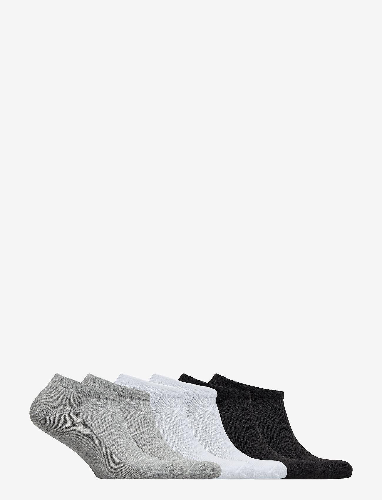 Polo Ralph Lauren - Low-Profile Sport Sock 6-Pack - ankle socks - ast 991 - 1