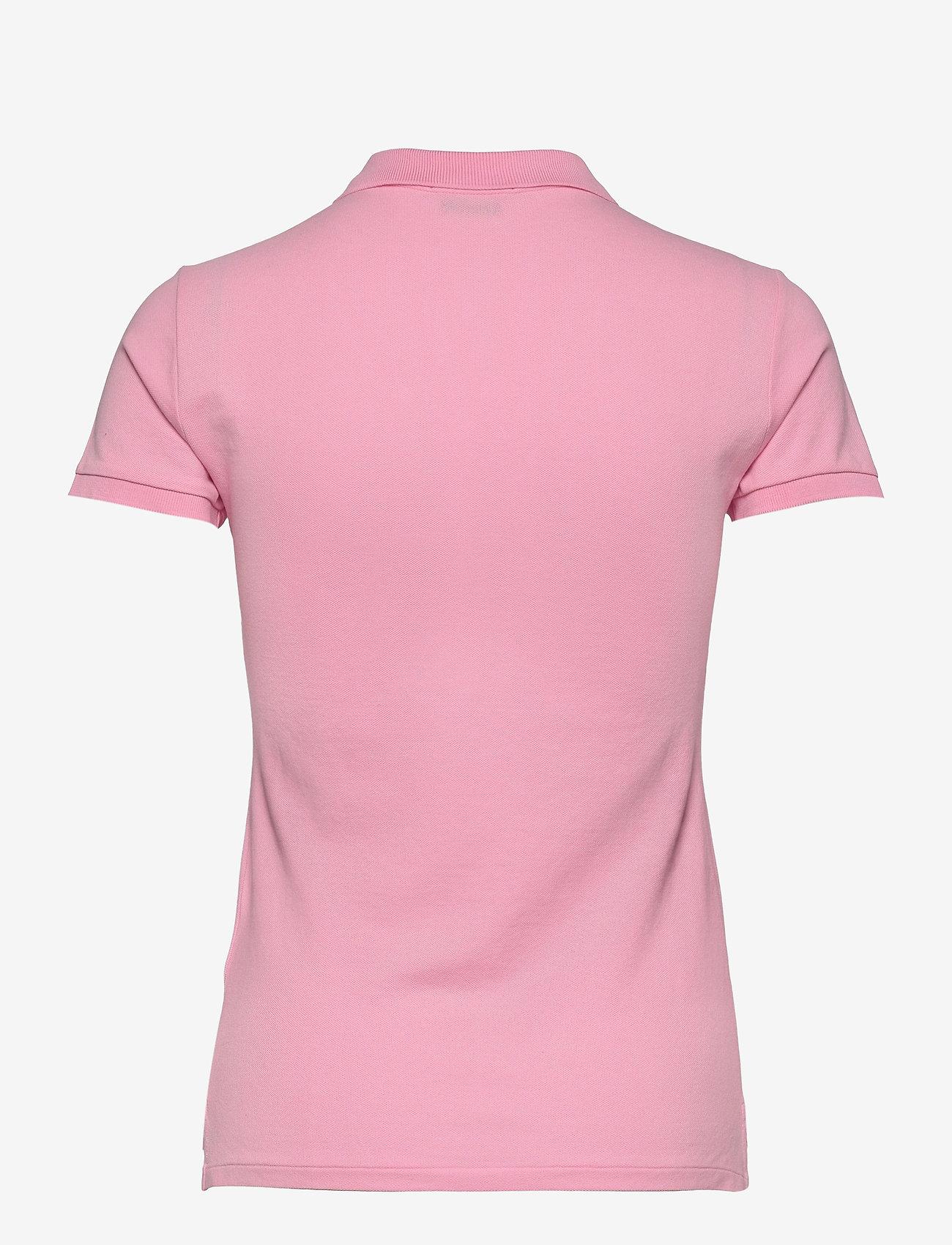 Polo Ralph Lauren - Slim Fit Polo Shirt - poloskjorter - carmel pink - 1
