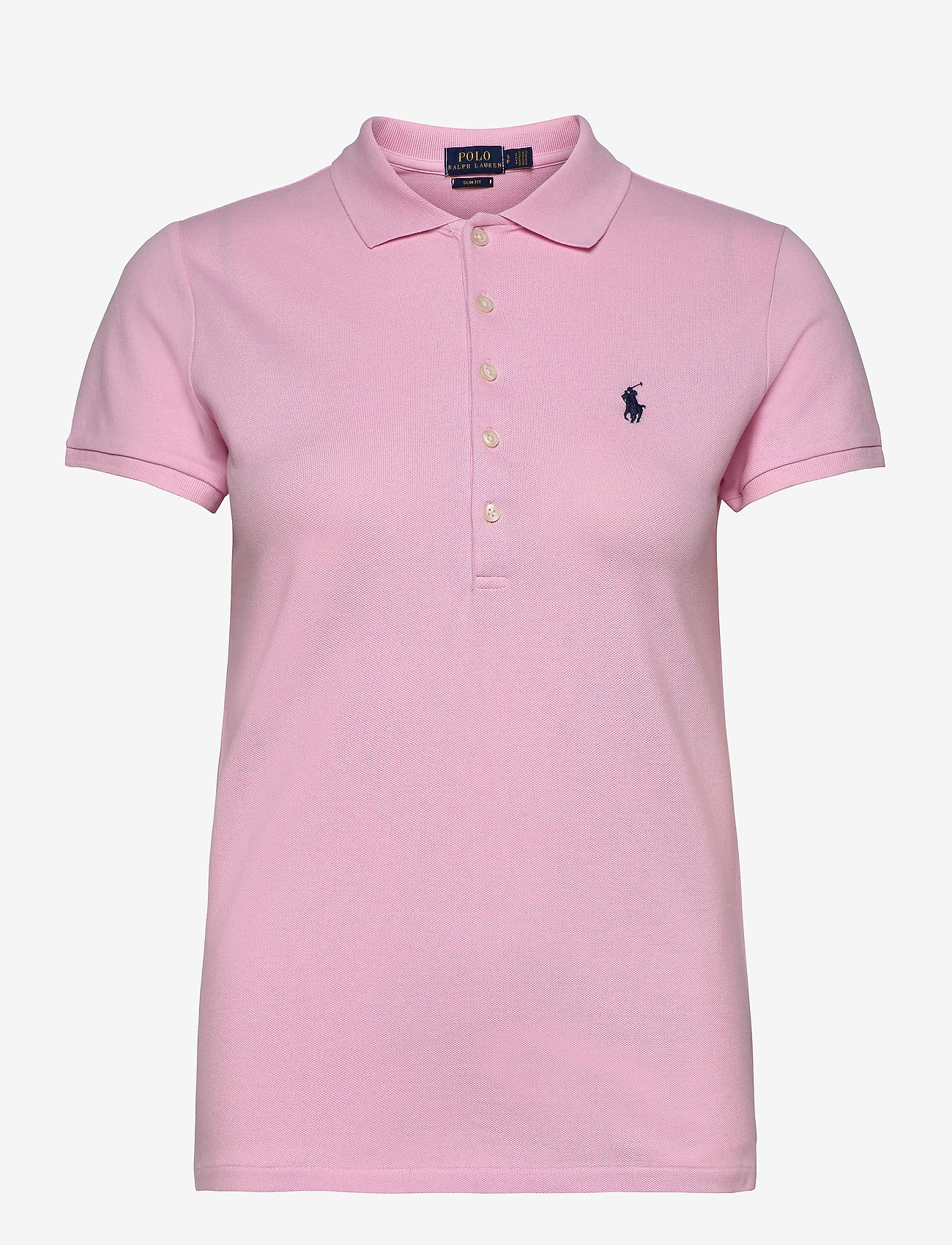 Polo Ralph Lauren - Slim Fit Polo Shirt - pikeepaidat - country club pink - 1