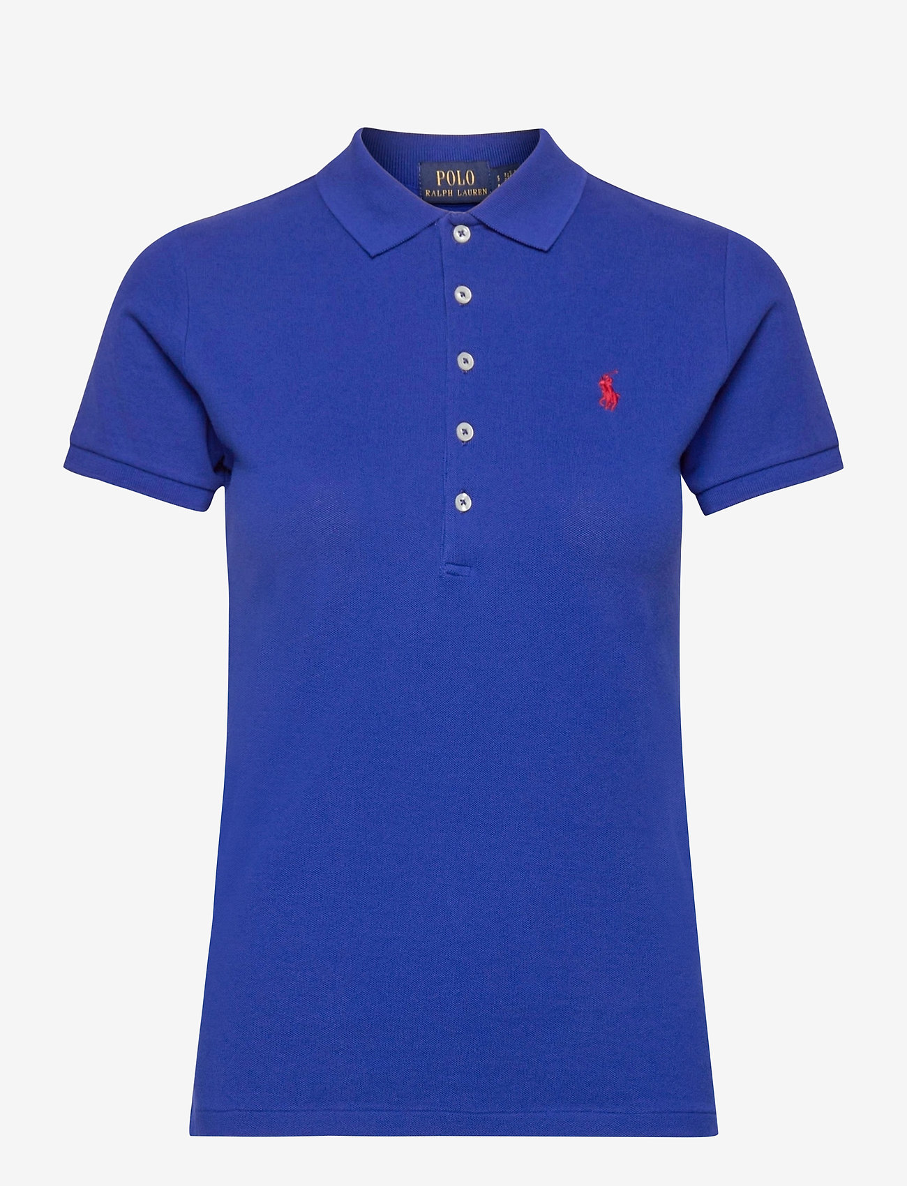 Polo Ralph Lauren - Slim Fit Polo Shirt - poloskjorter - heritage royal/c3 - 1