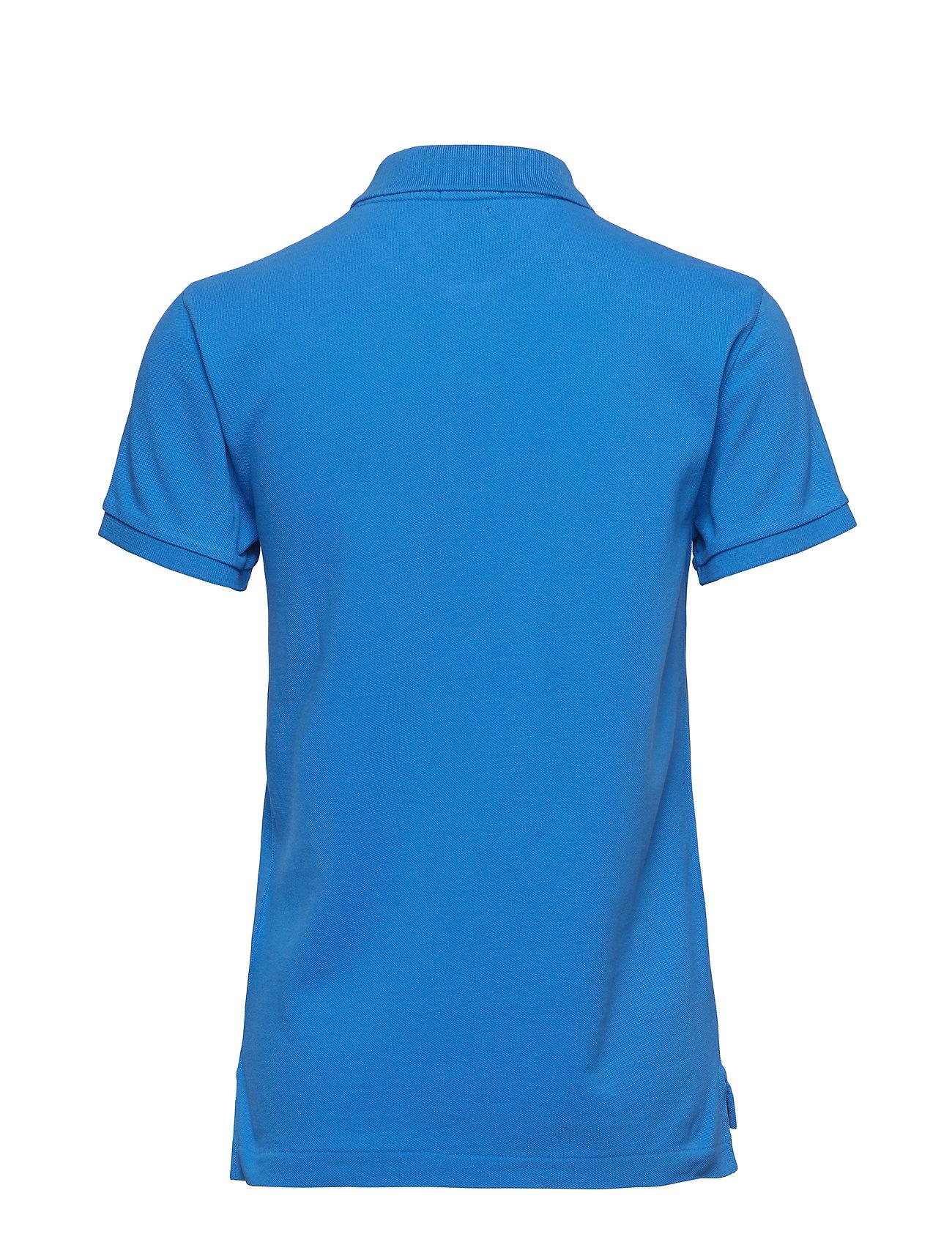 Polo Fit Shirtcolby Lauren Classic Mesh BlueRalph 8nwOPk0X