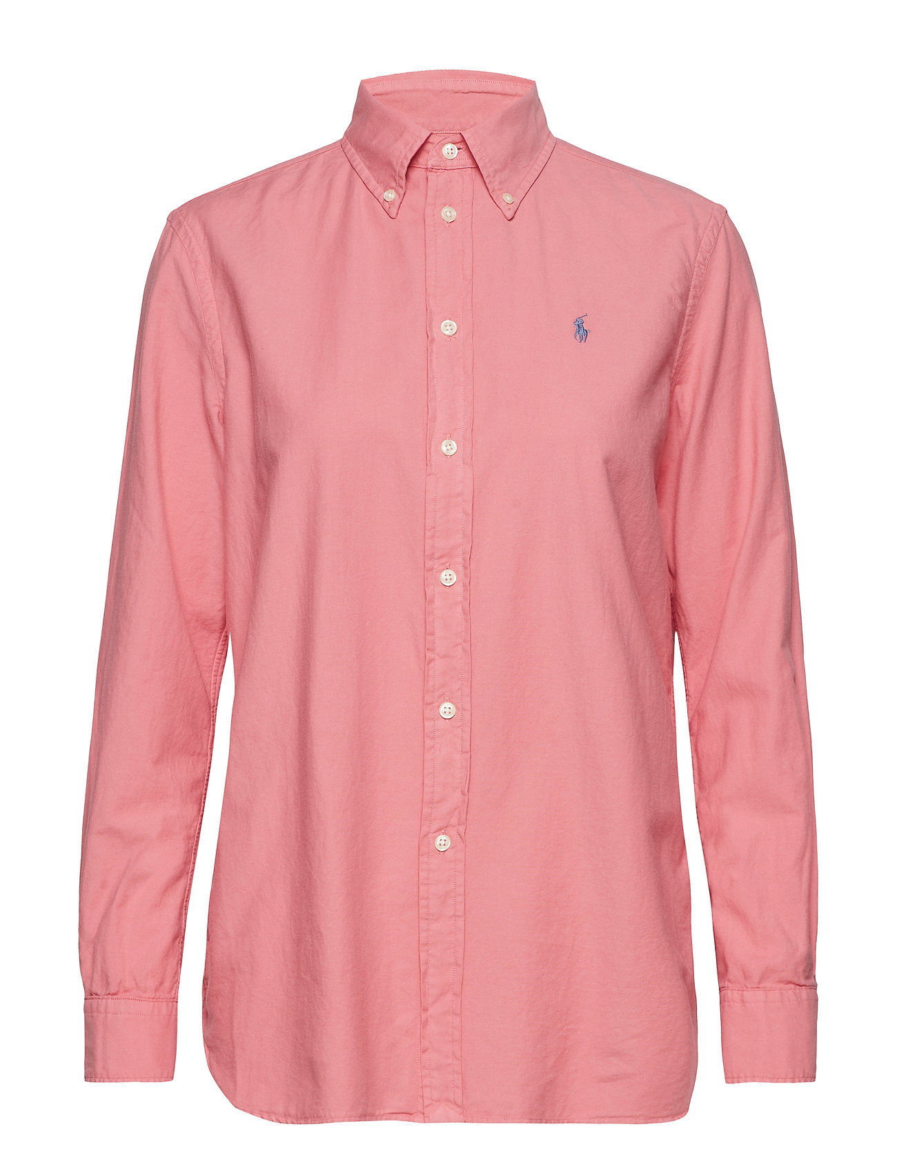 Lauren Relaxed BerryPolo Fit Ralph Shirtadirondack Oxford 2HEID9