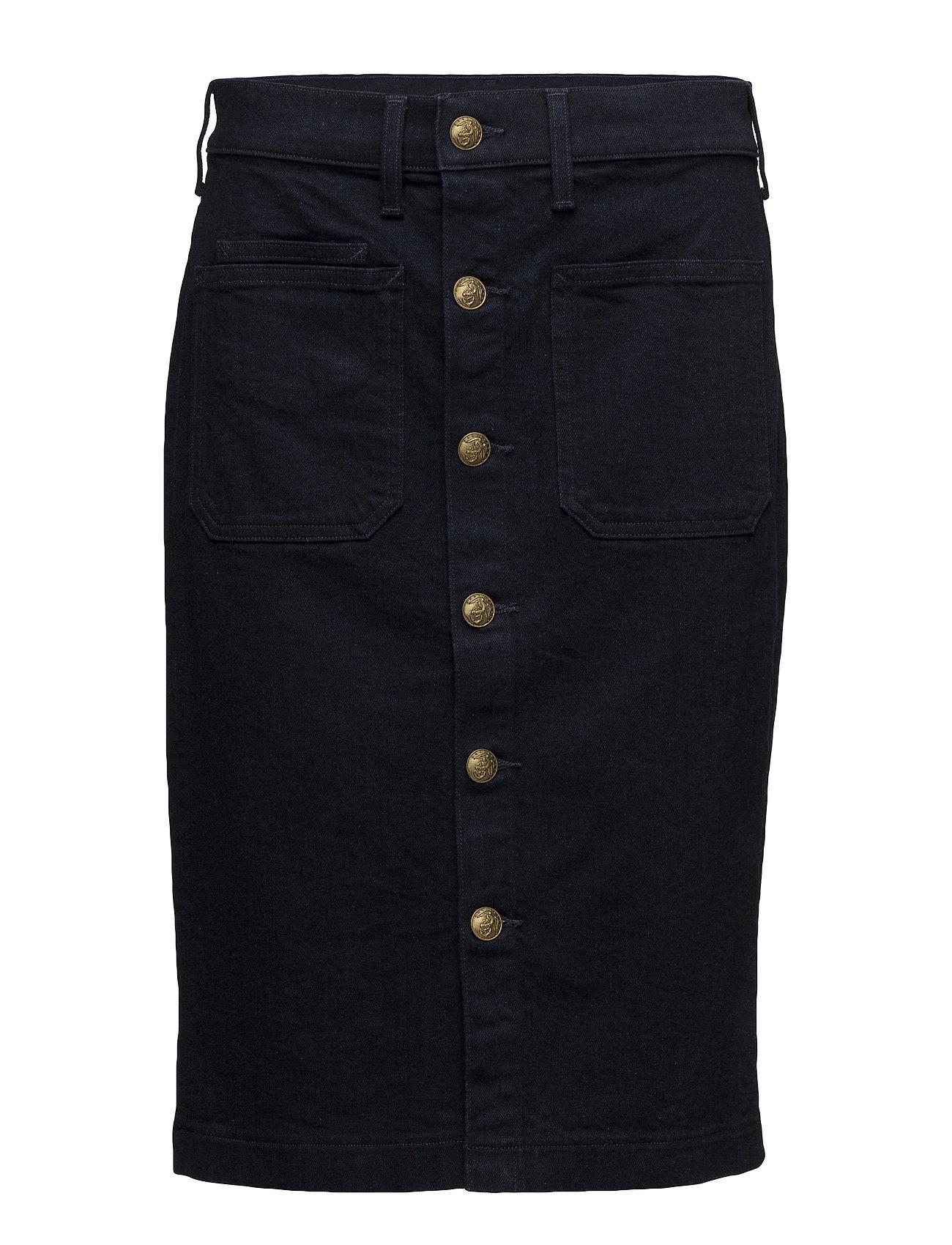 33ef0267e5 Stretch Denim Pencil Skirt (Dark Indigo) (109.97 €) - Polo Ralph ...
