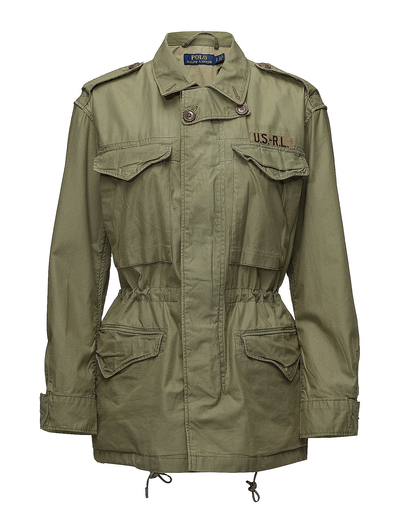 0d8bf09c2c8a8 Twill Military Jacket (Army Olive) (£249) - Polo Ralph Lauren ...