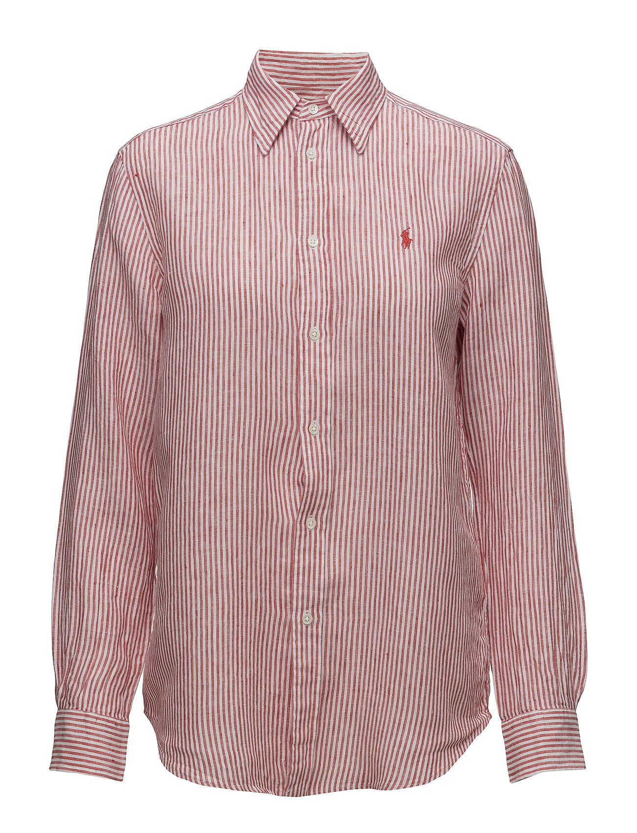 e2081181ab clearance polo ralph lauren relaxed striped linen shirt 4ef4c f6cd9