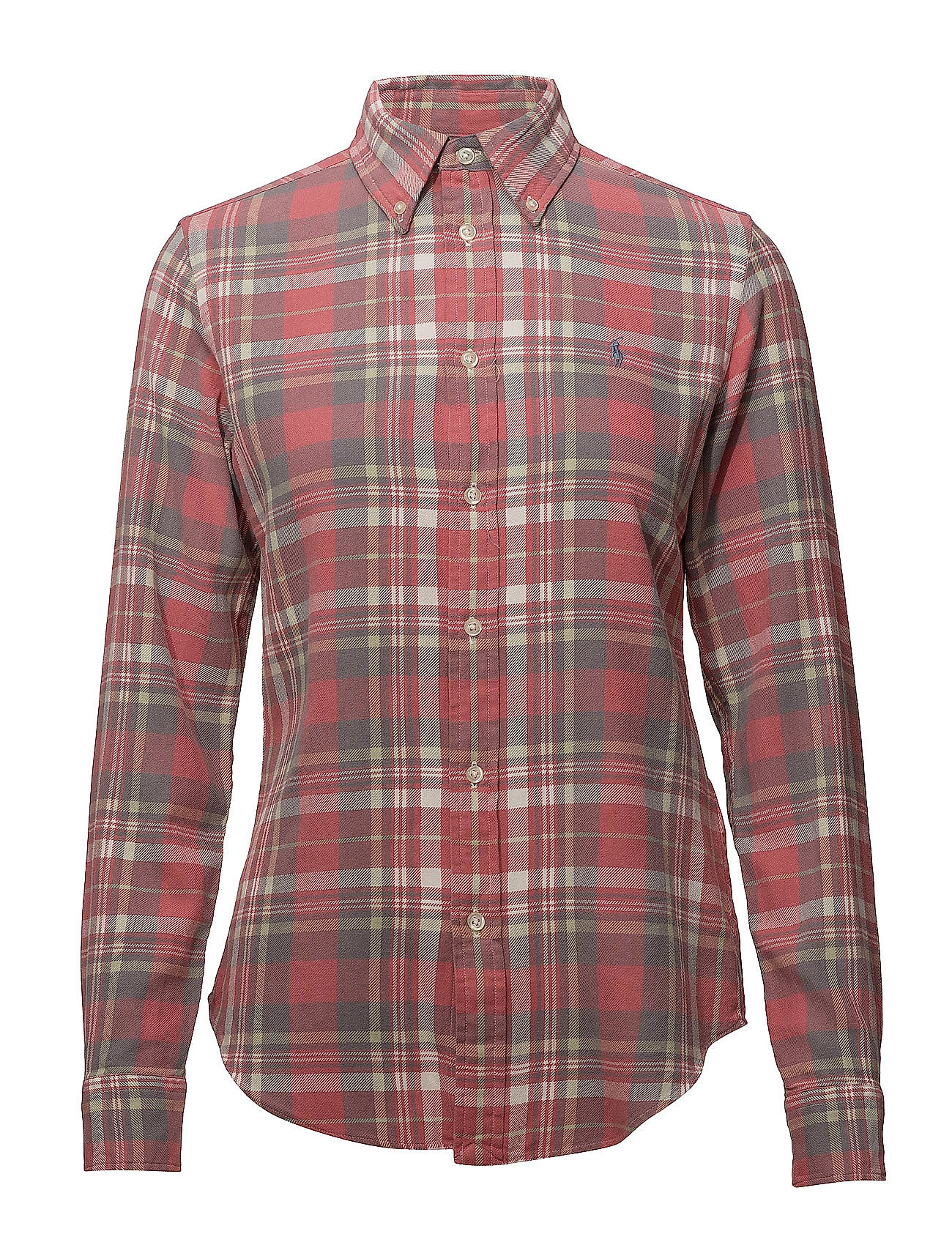 Polo Ralph Lauren Classic Fit Cotton Plaid Shirt