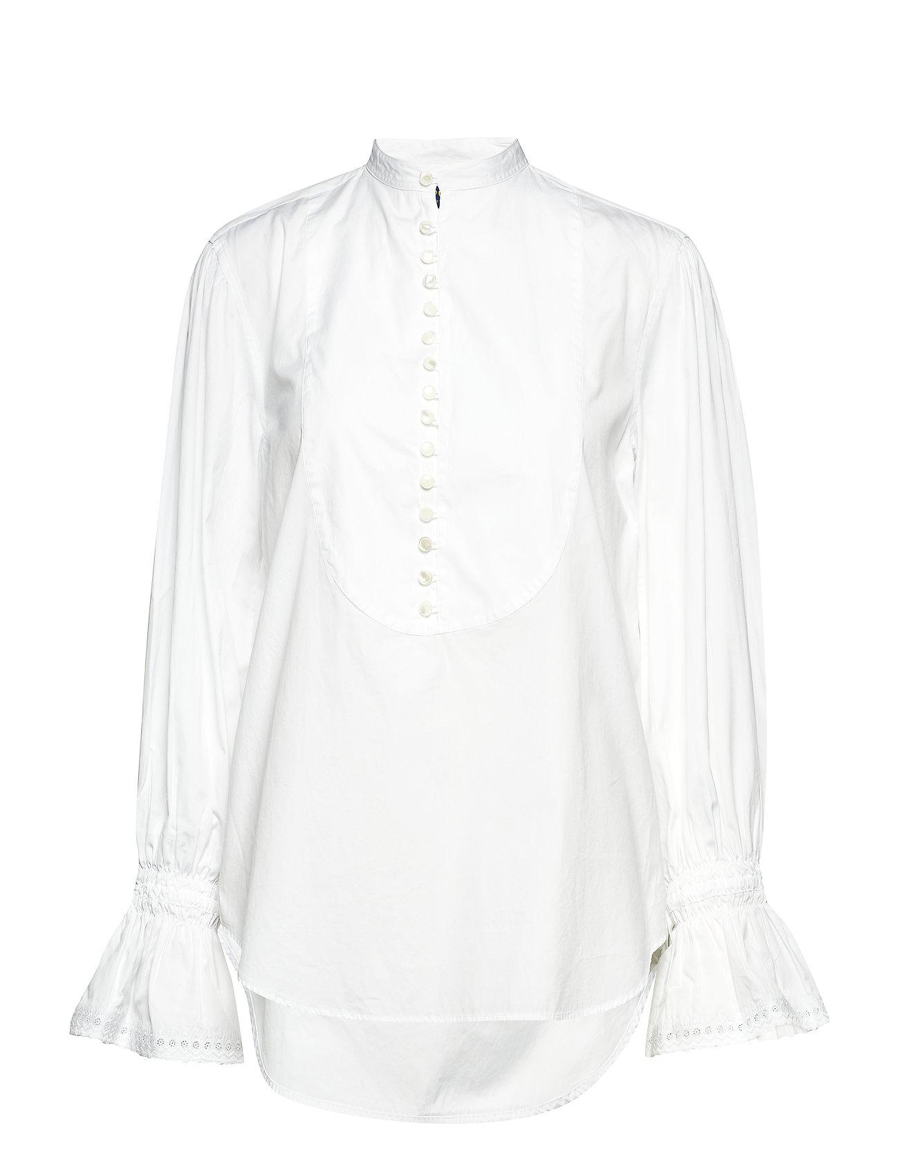 Polo Ralph Lauren Cotton Broadcloth Top