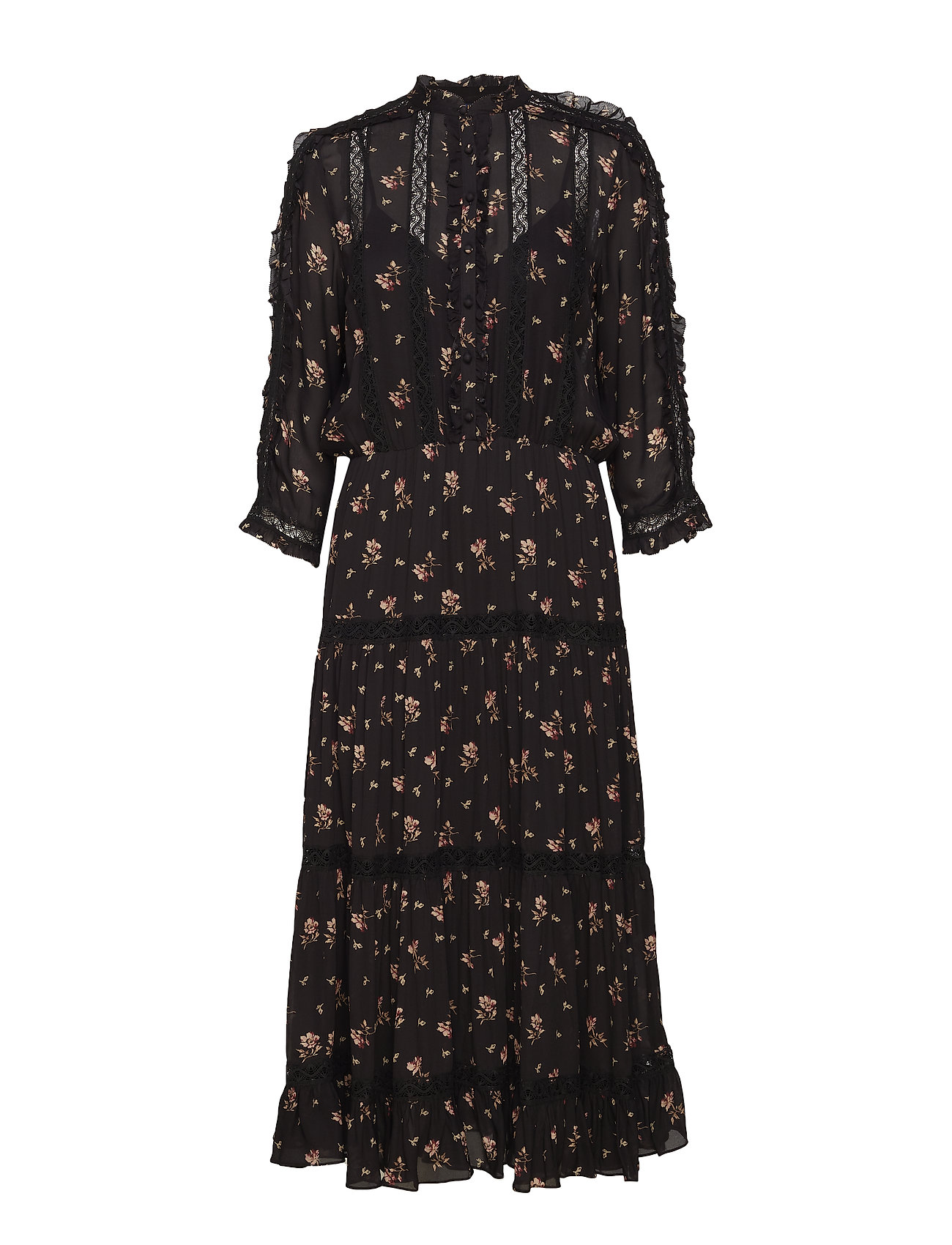 Polo Ralph Lauren Floral Georgette Maxidress