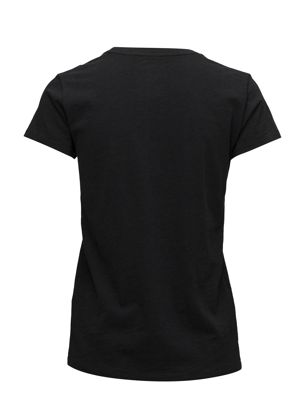 Ralph Logo Graphic shirtpolo BlackPolo T Jersey Lauren lFTcK1J3