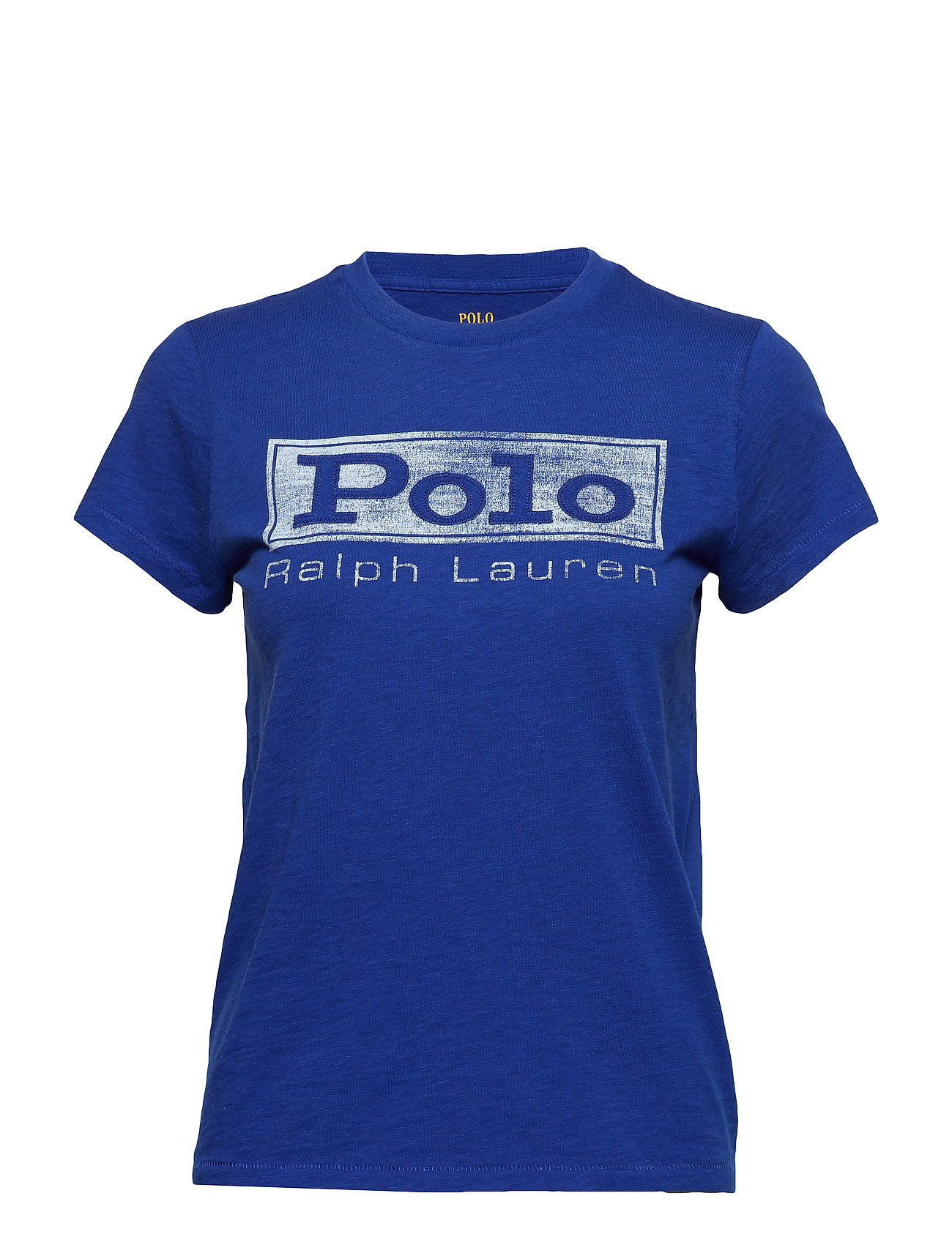 Polo Ralph Lauren Logo Jersey Graphic T-Shirt