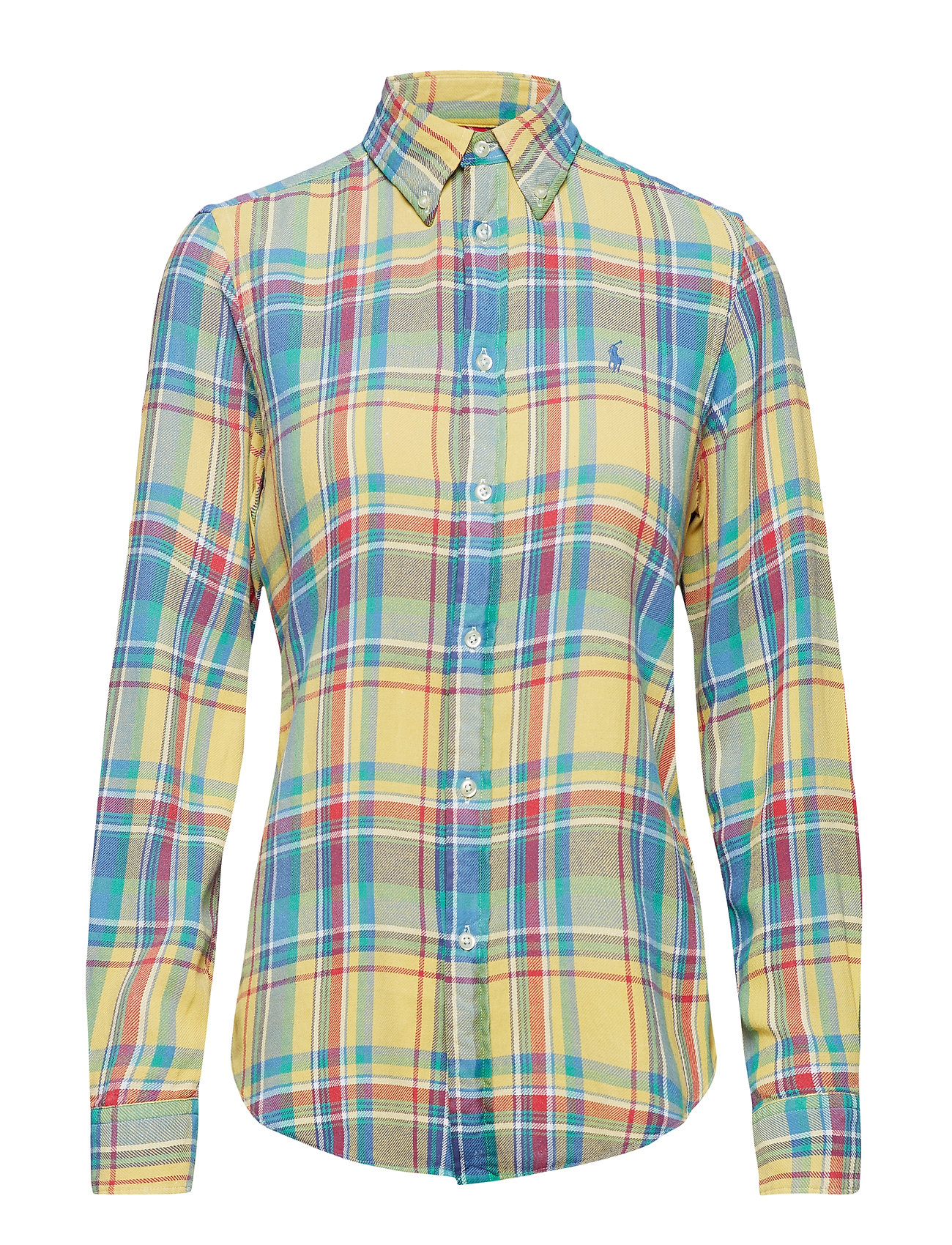 Polo Ralph Lauren 40'S DBL PLAID-LSL-SHT