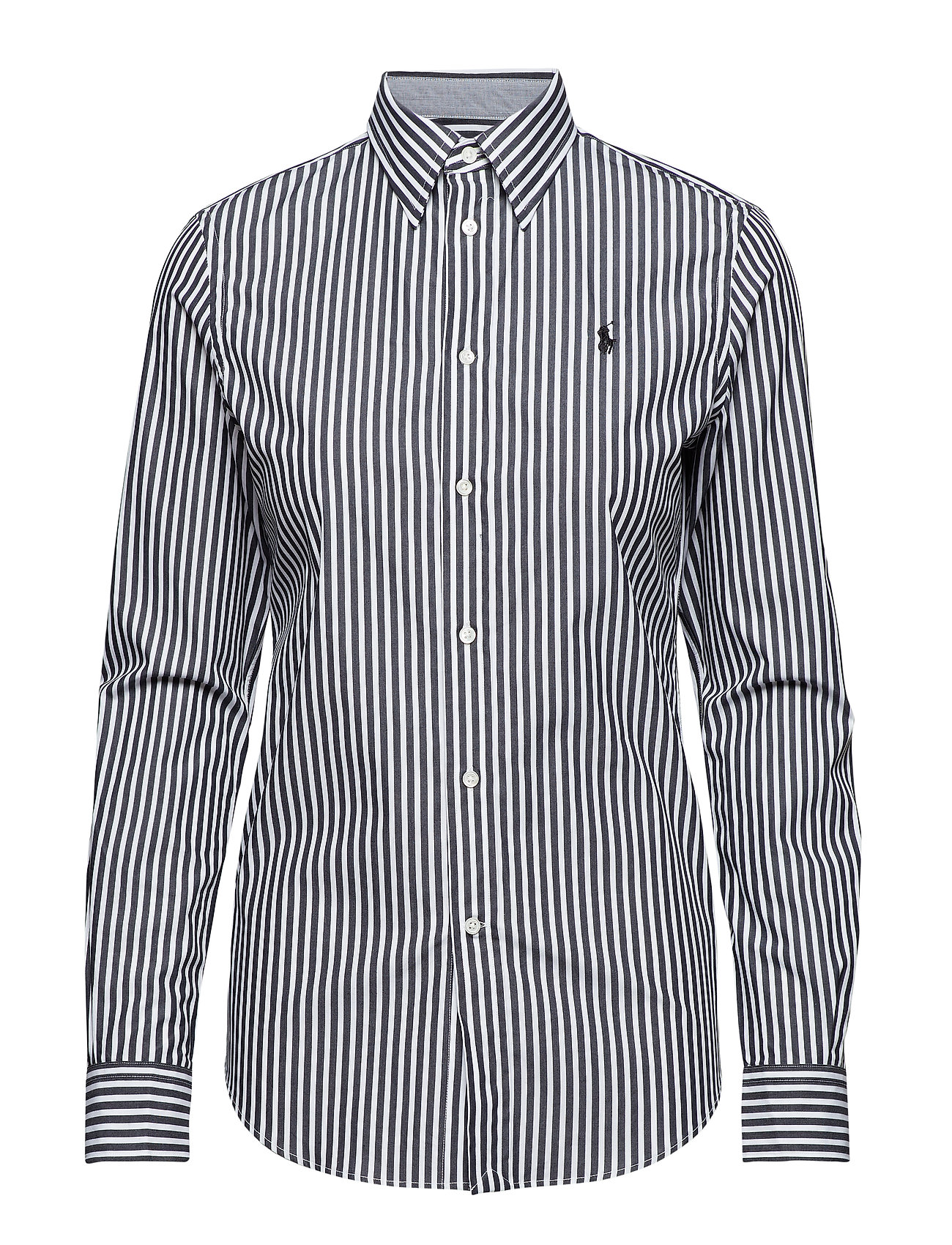 Polo Ralph Lauren STR POPLIN STRIPES-LSL-SHT