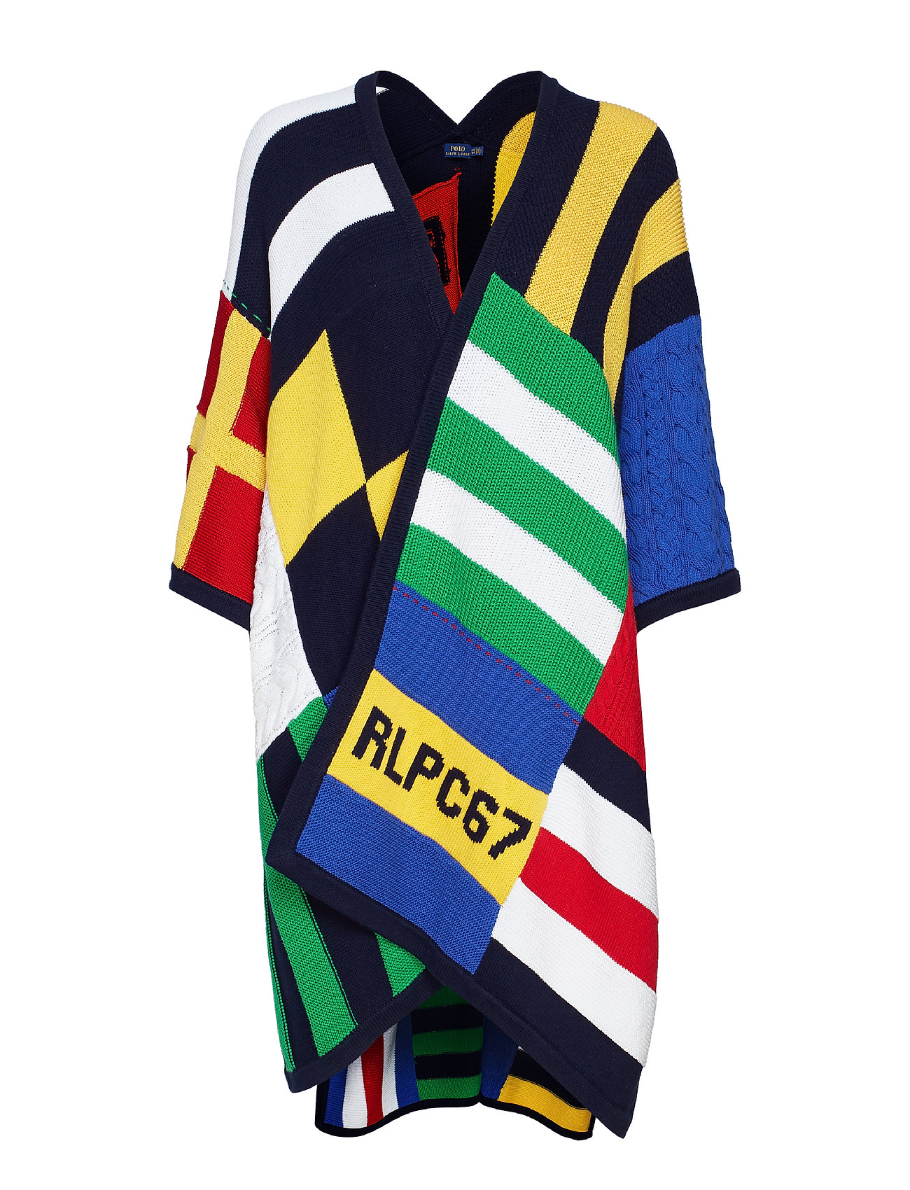 Polo Ralph Lauren COTTON BLEND-ELB-SWT