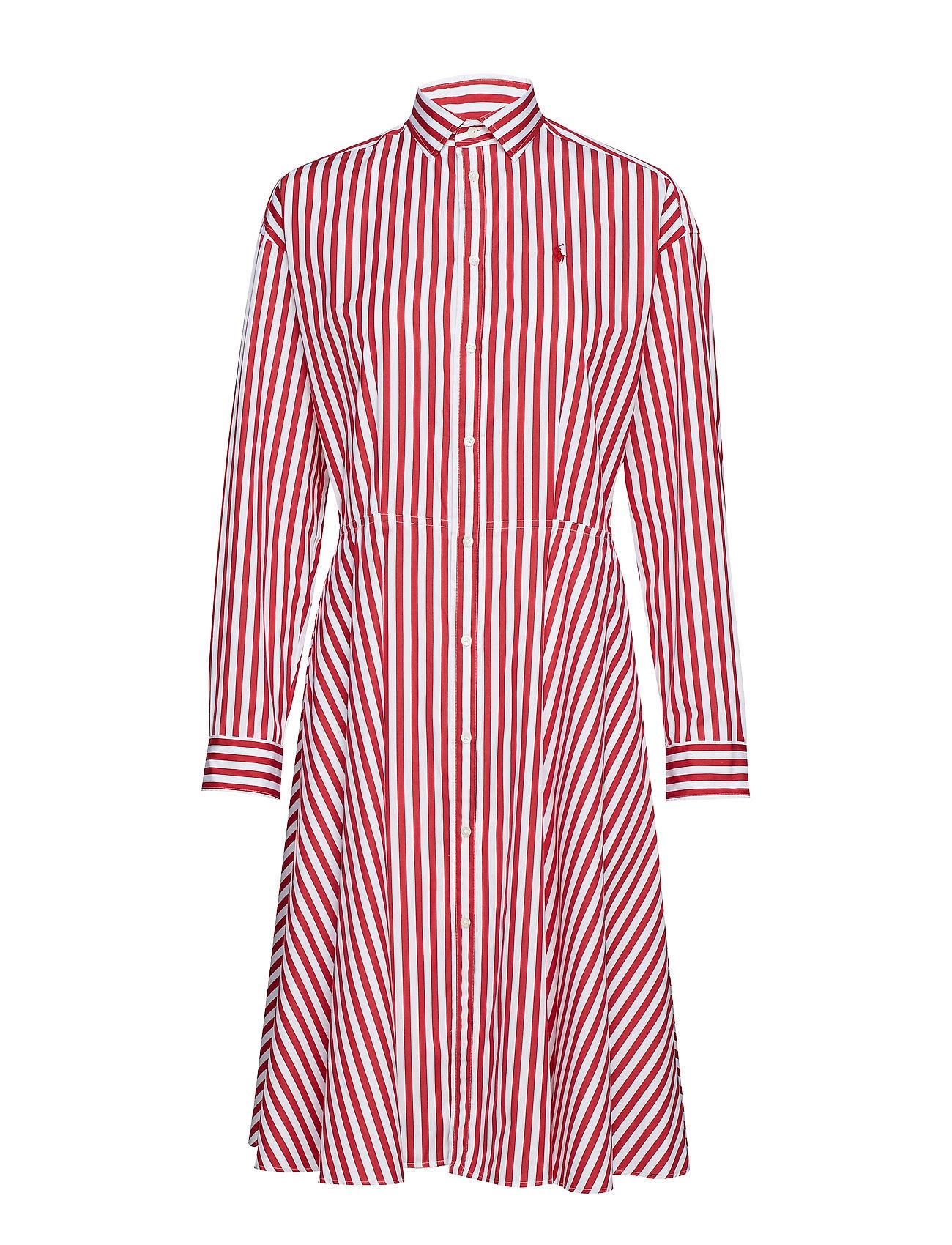 Polo Ralph Lauren Cotton Broadcloth Shirtdress